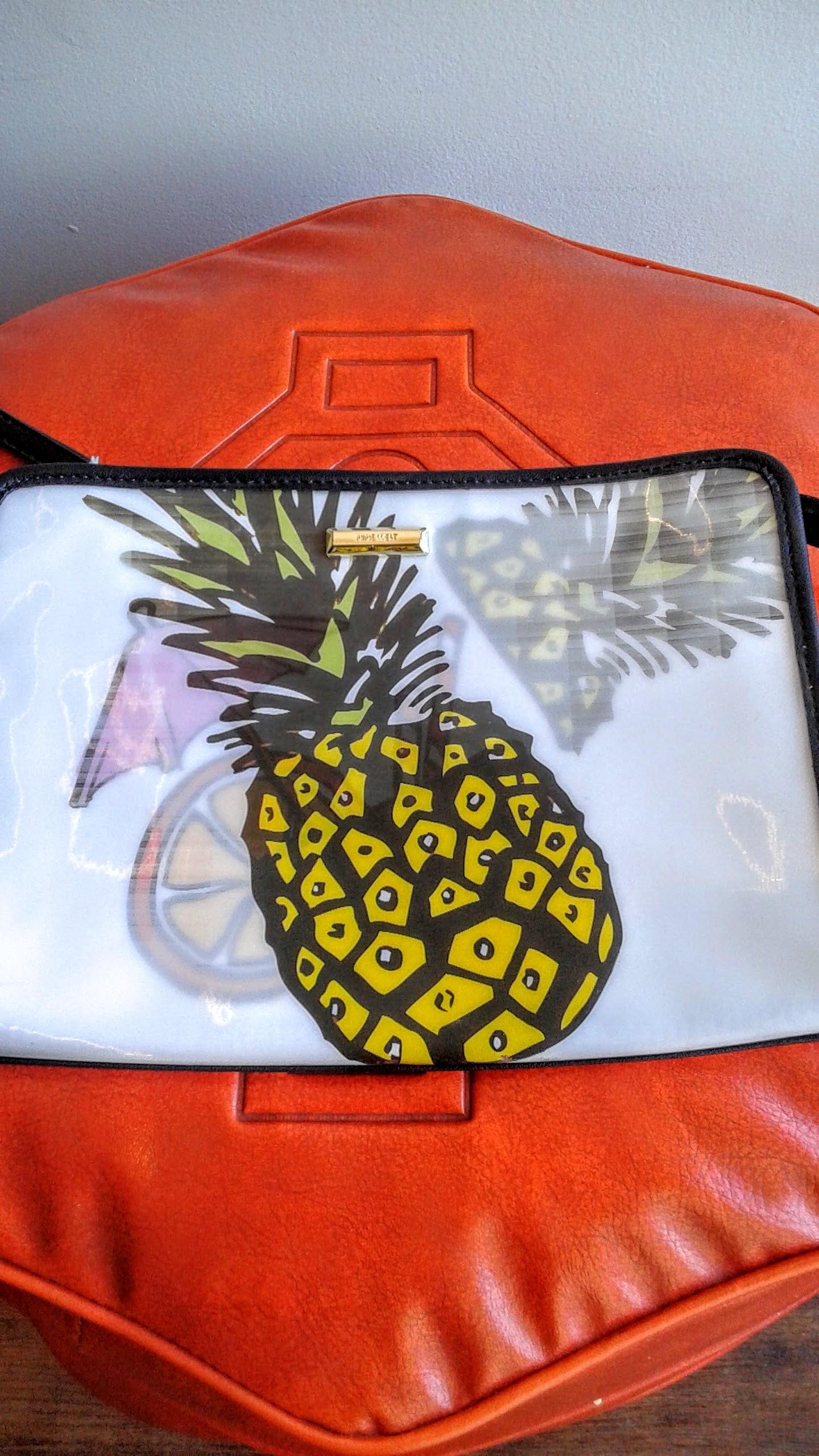 Nine West tablet clutch (NWT), $28