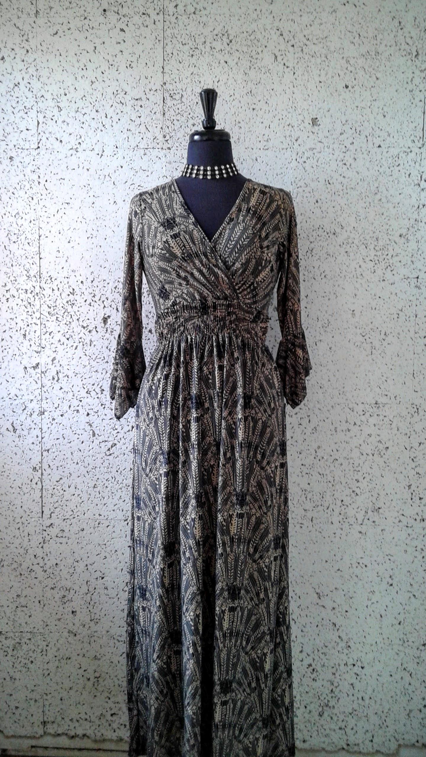 Sapogee dress (NWT); Size S, $34