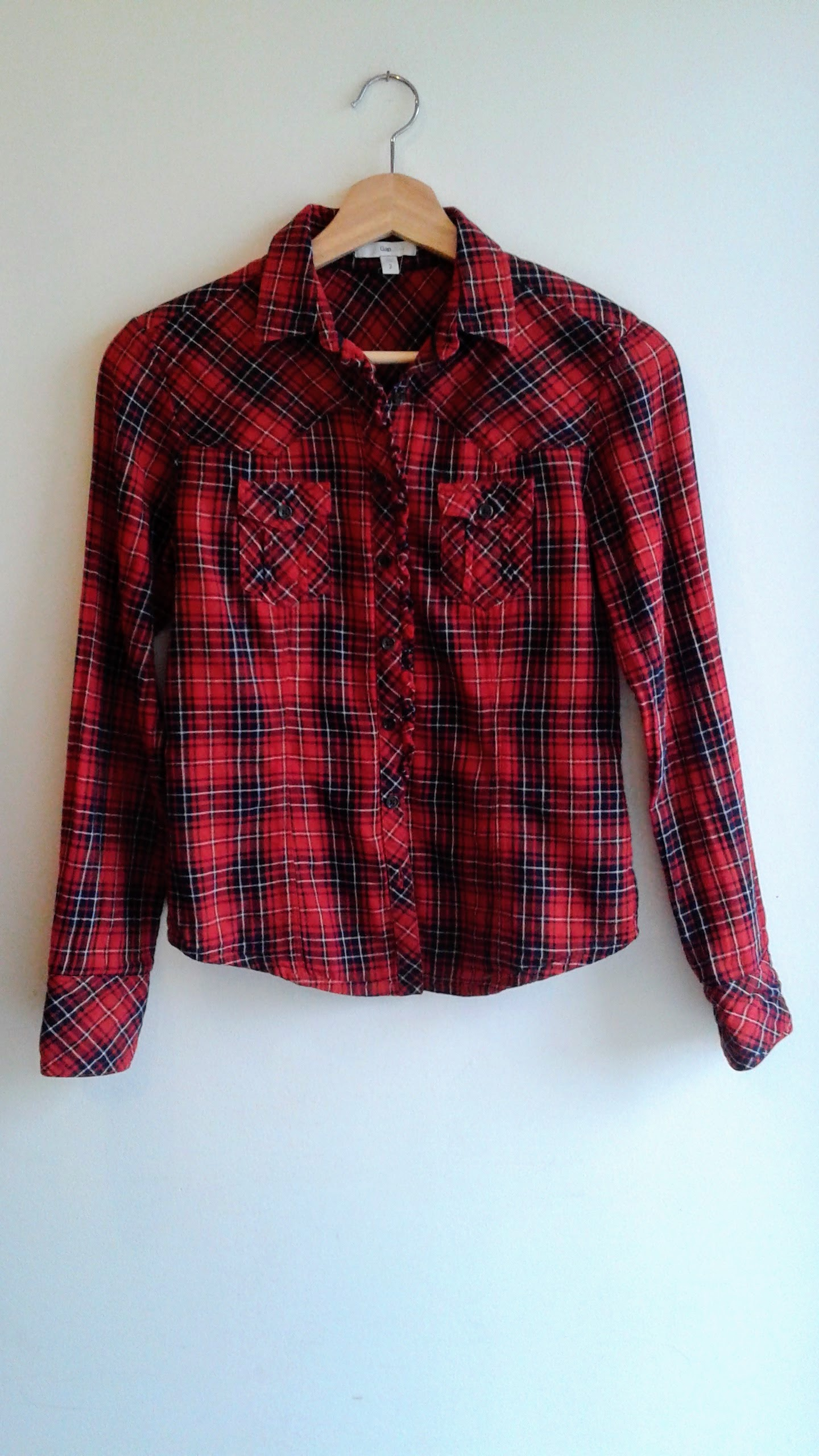 Gap shirt; Size S, $16
