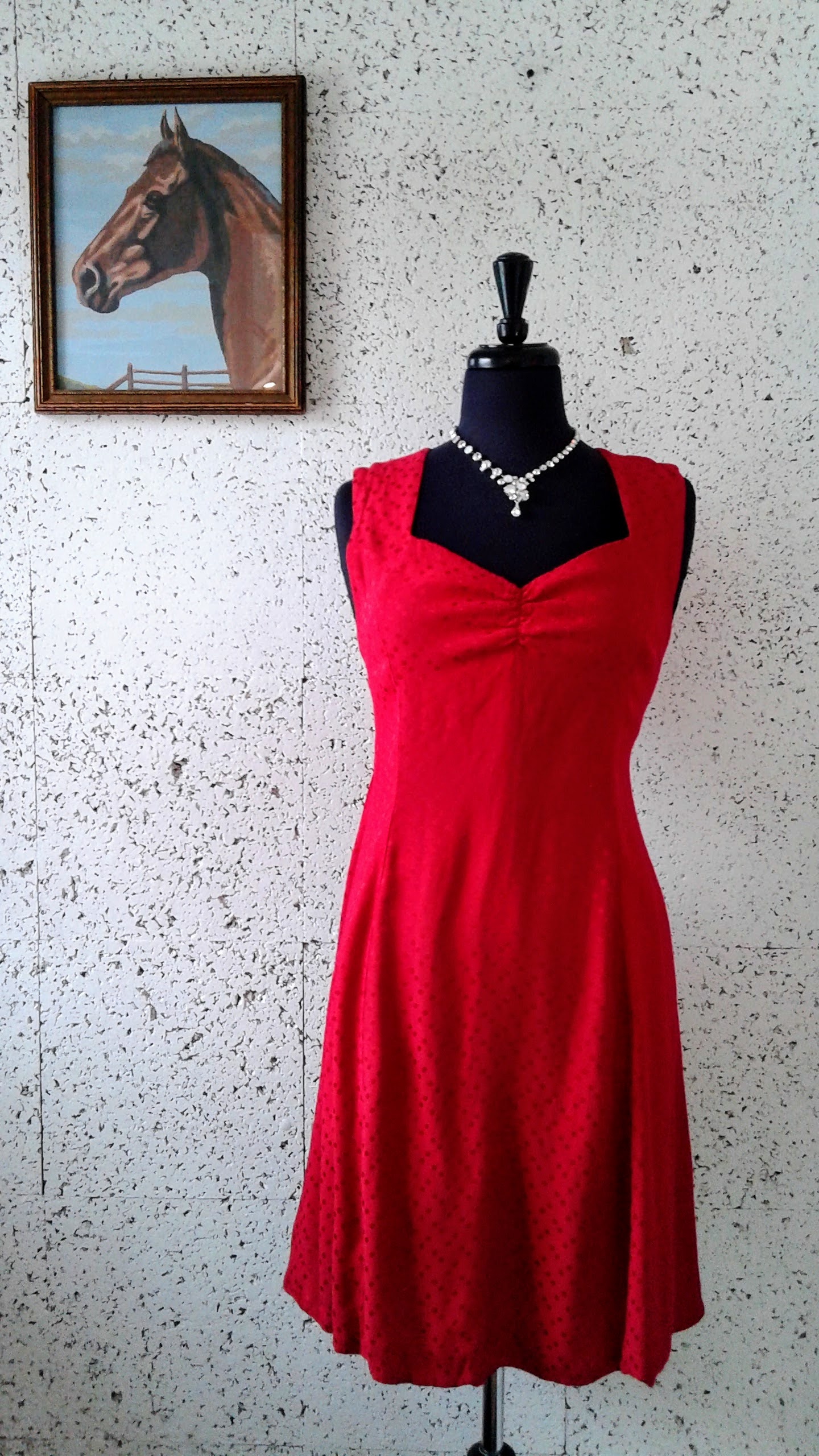 Maple By Some Old Rubies dress; Size 6, $36