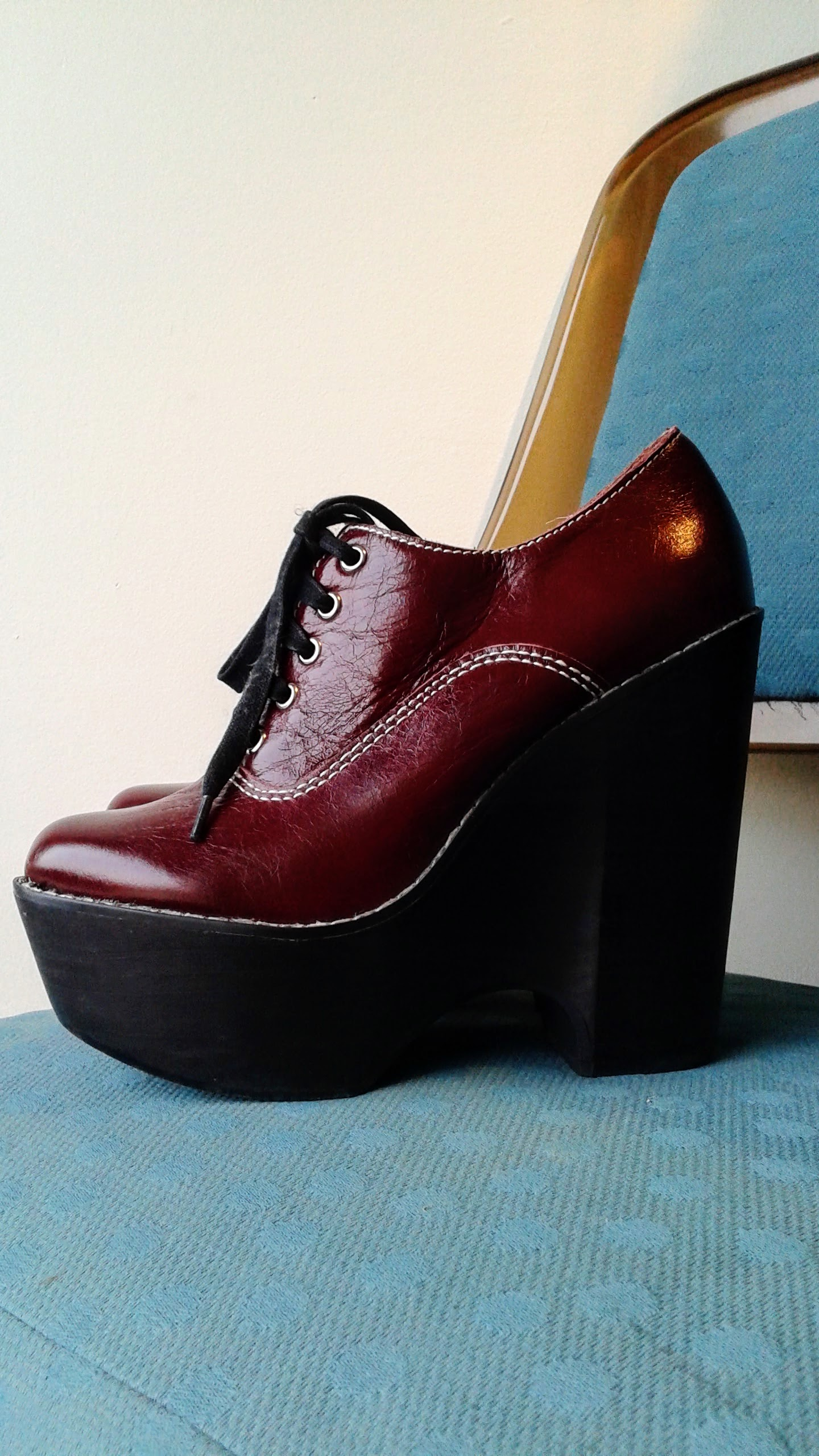 Jeffrey Campbell shoes; S7.5, $75