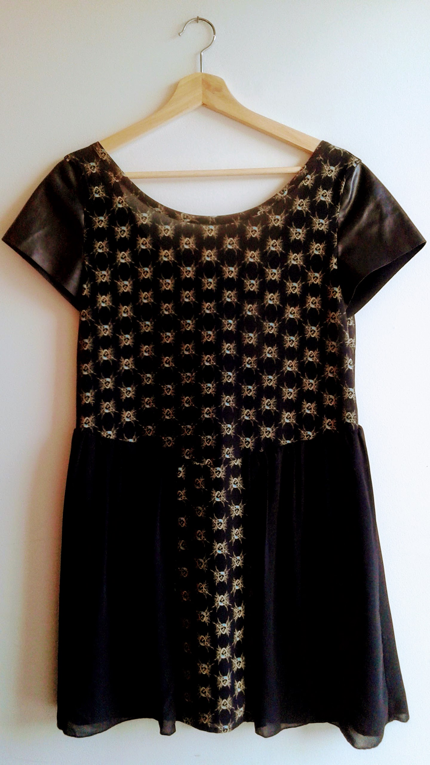 House of Harlow 1960 dress; Size S, $38