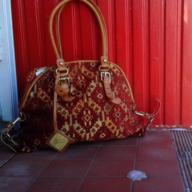 Badgley Mischka bag, $42