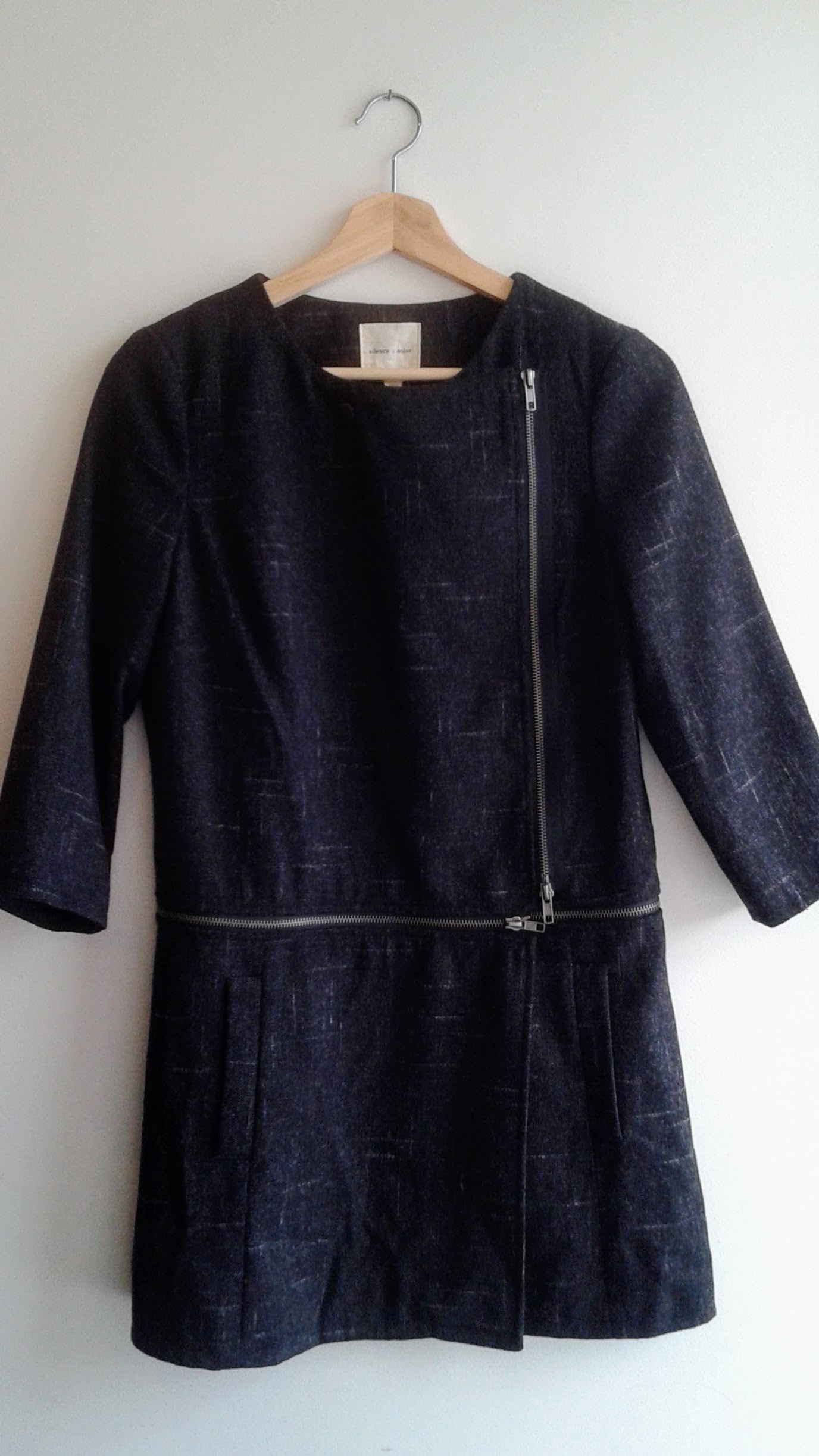 Silence + Noise dress; Size S, $34