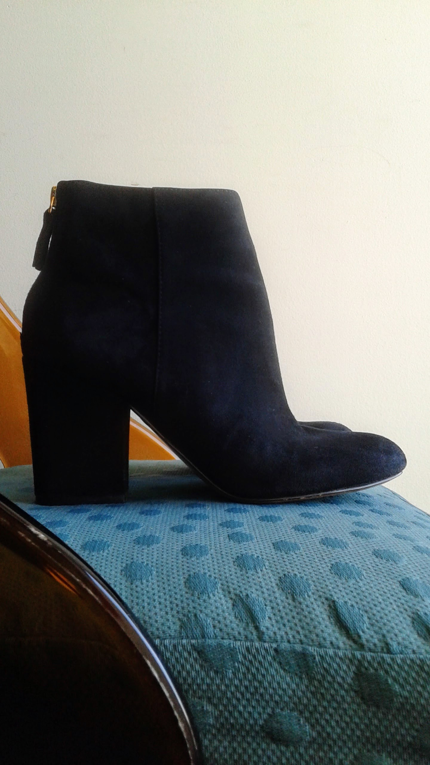 Nine West boots; S8, $82