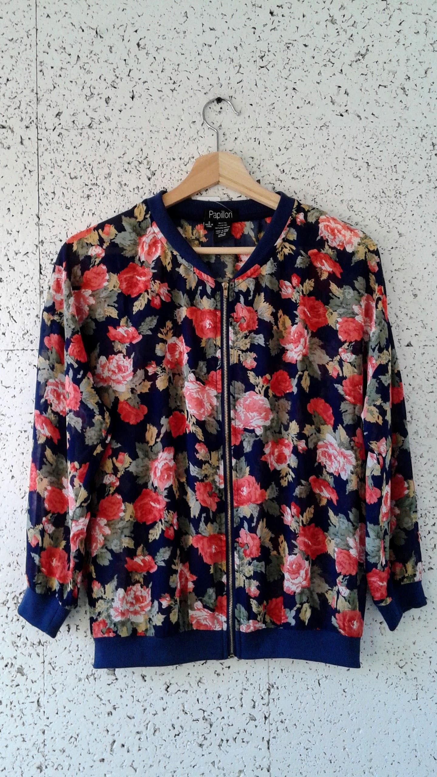 Papillon  vest; Size S, $26