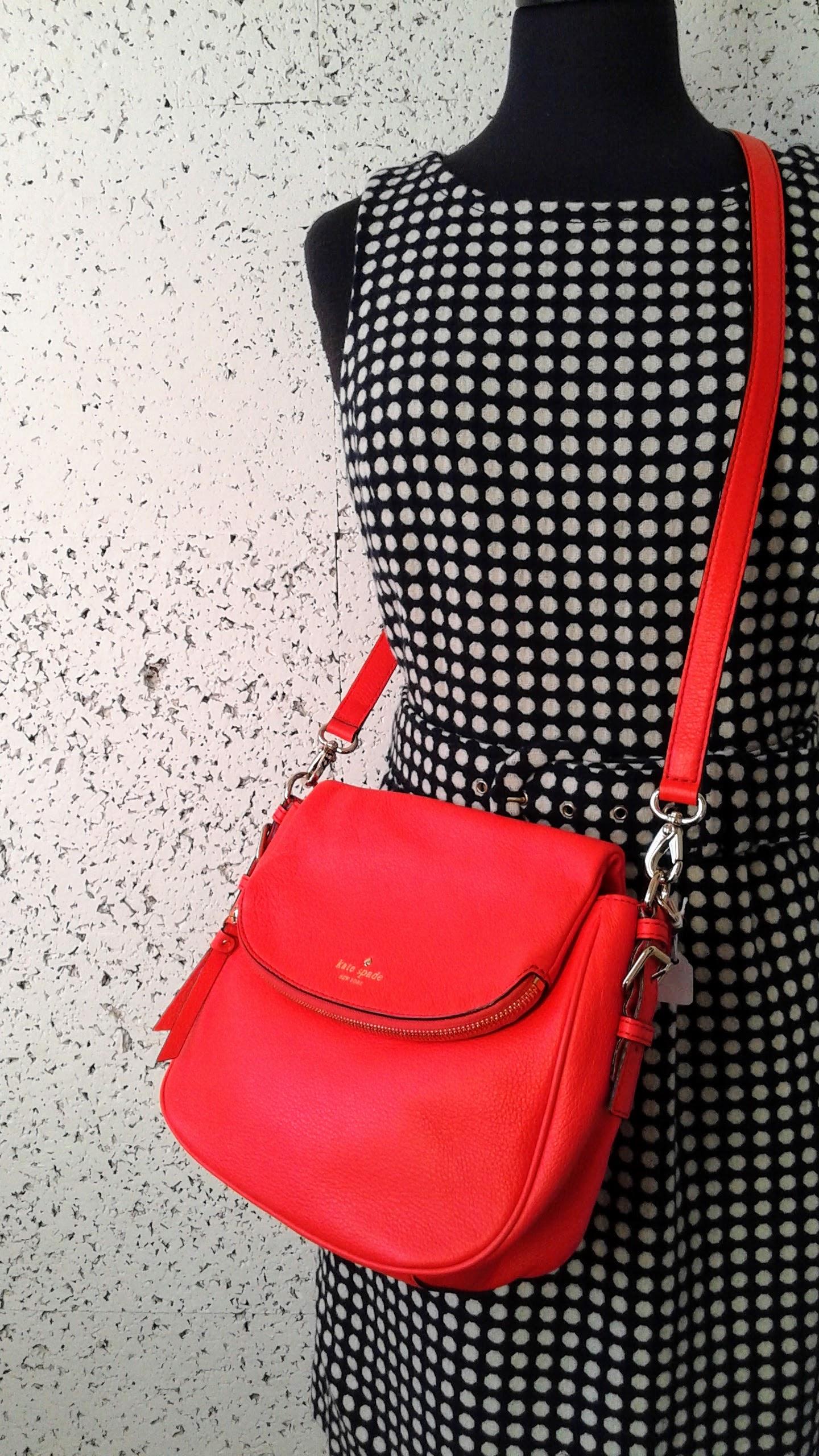 Kate Spade purse.Juicy Couture dress; Size 10, $48