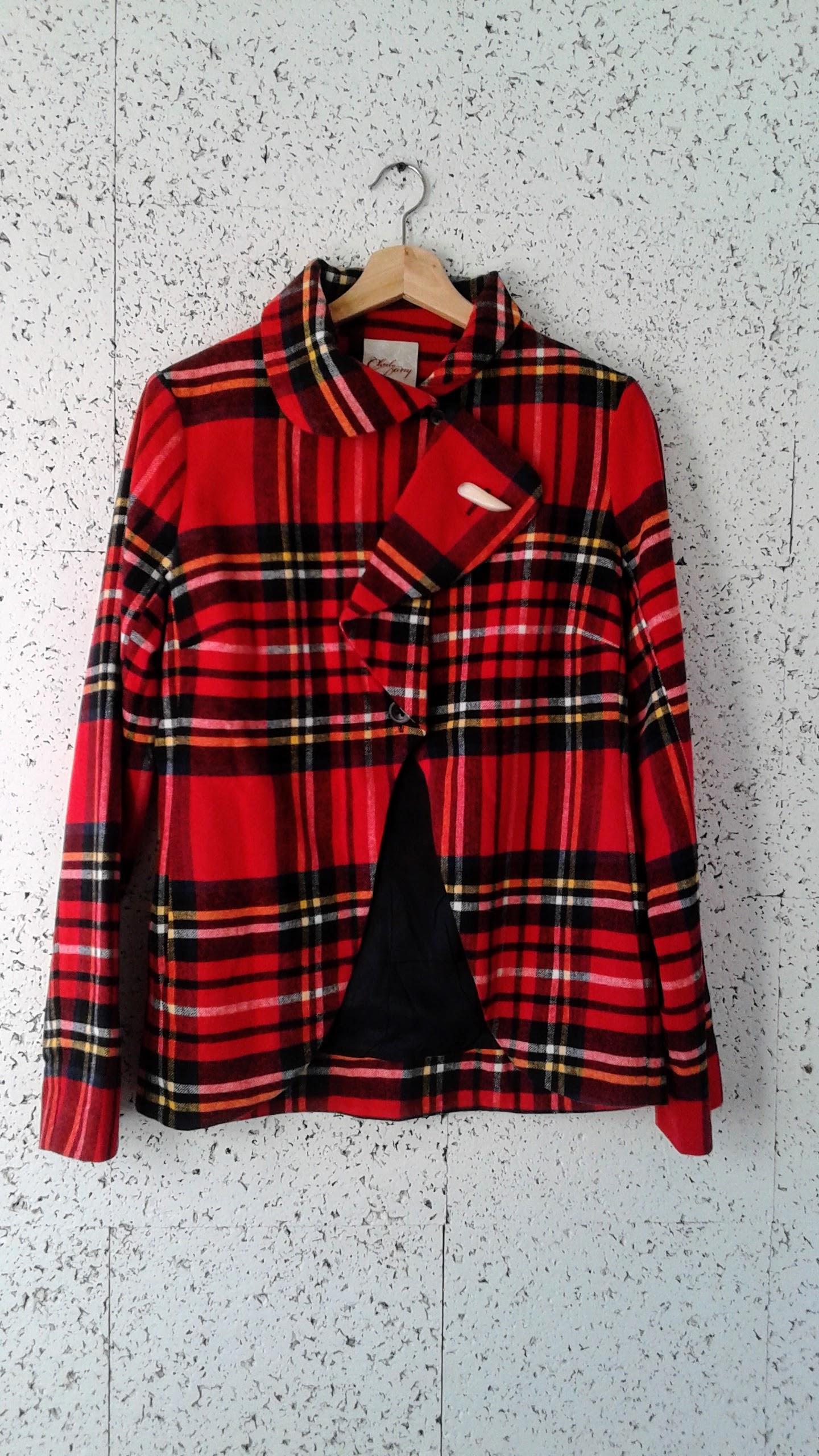 Chulo Pony jacket; Size M, $45