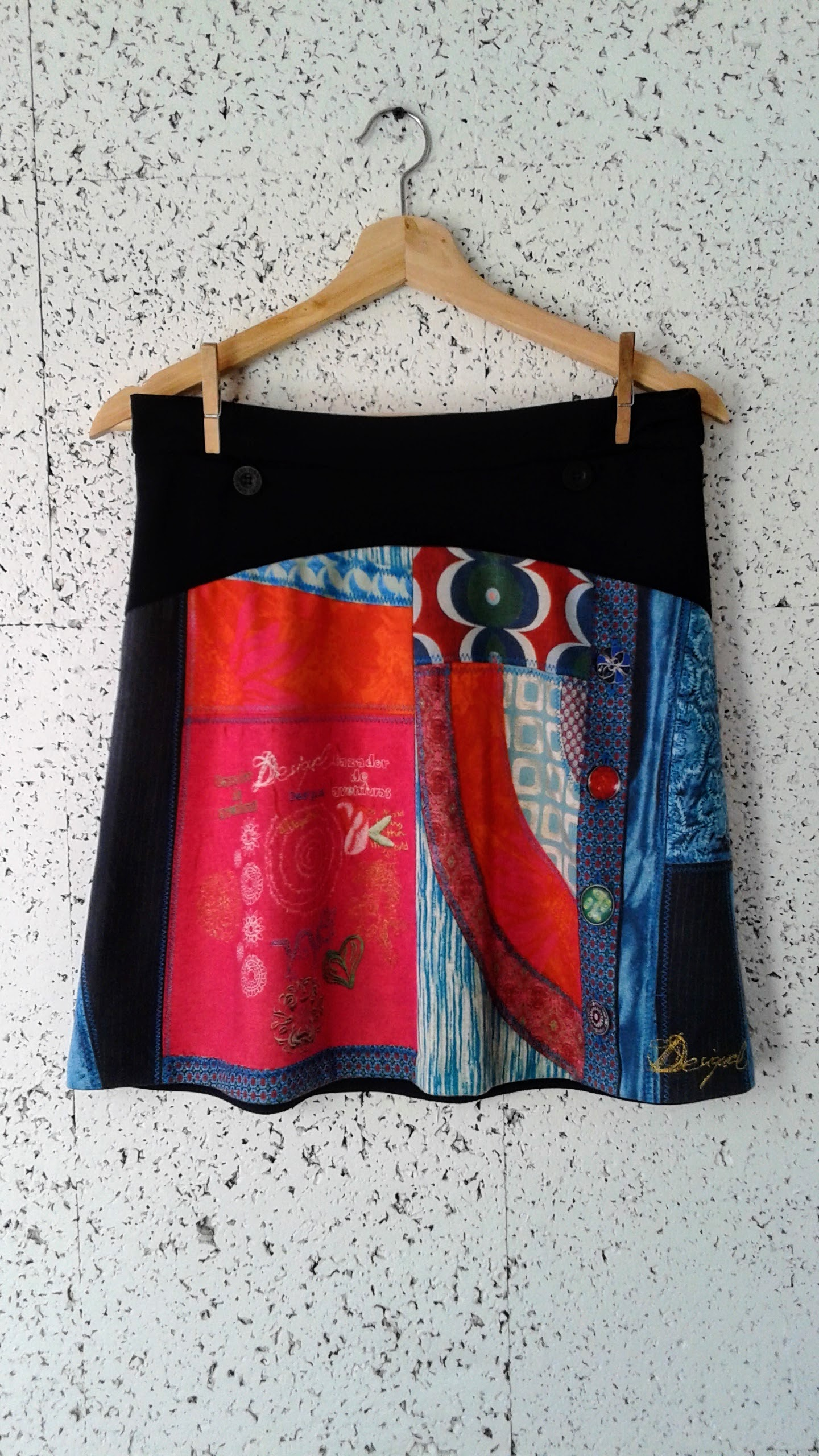 Desegual skirt; Size M, $28