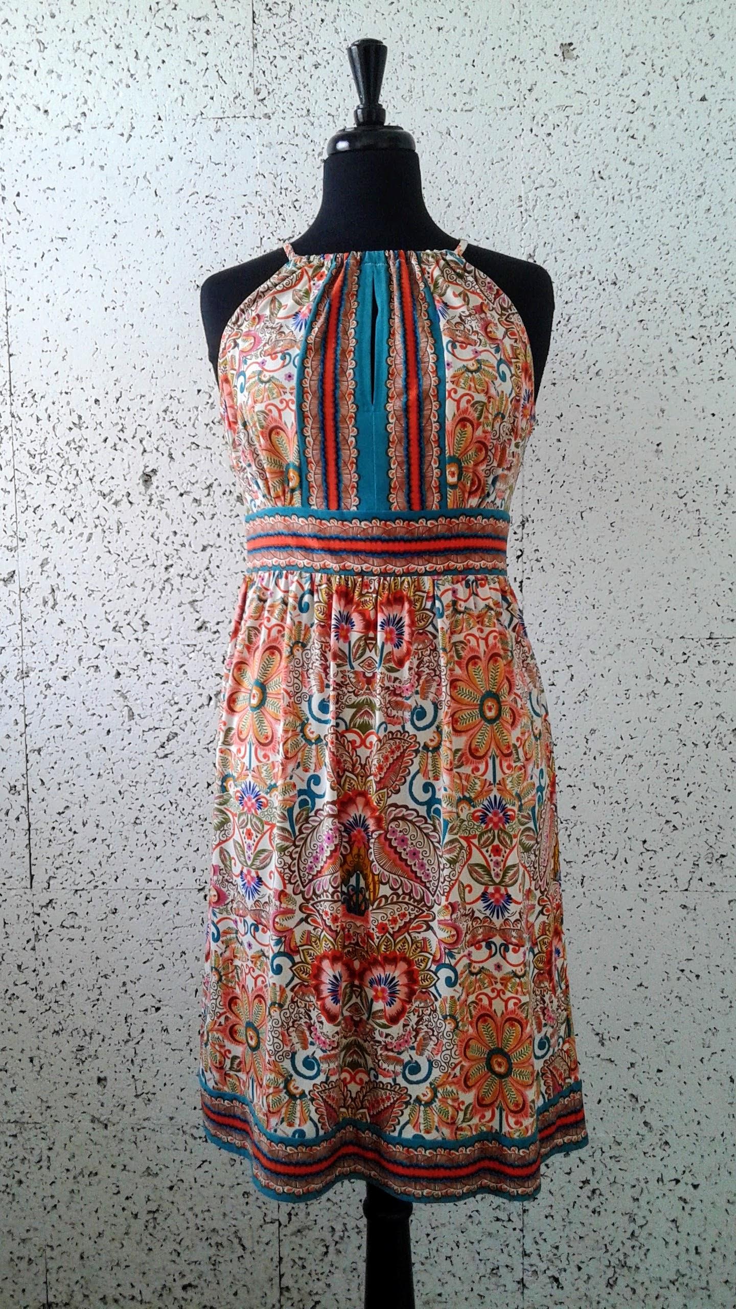 London Times dress; Size 6, $32