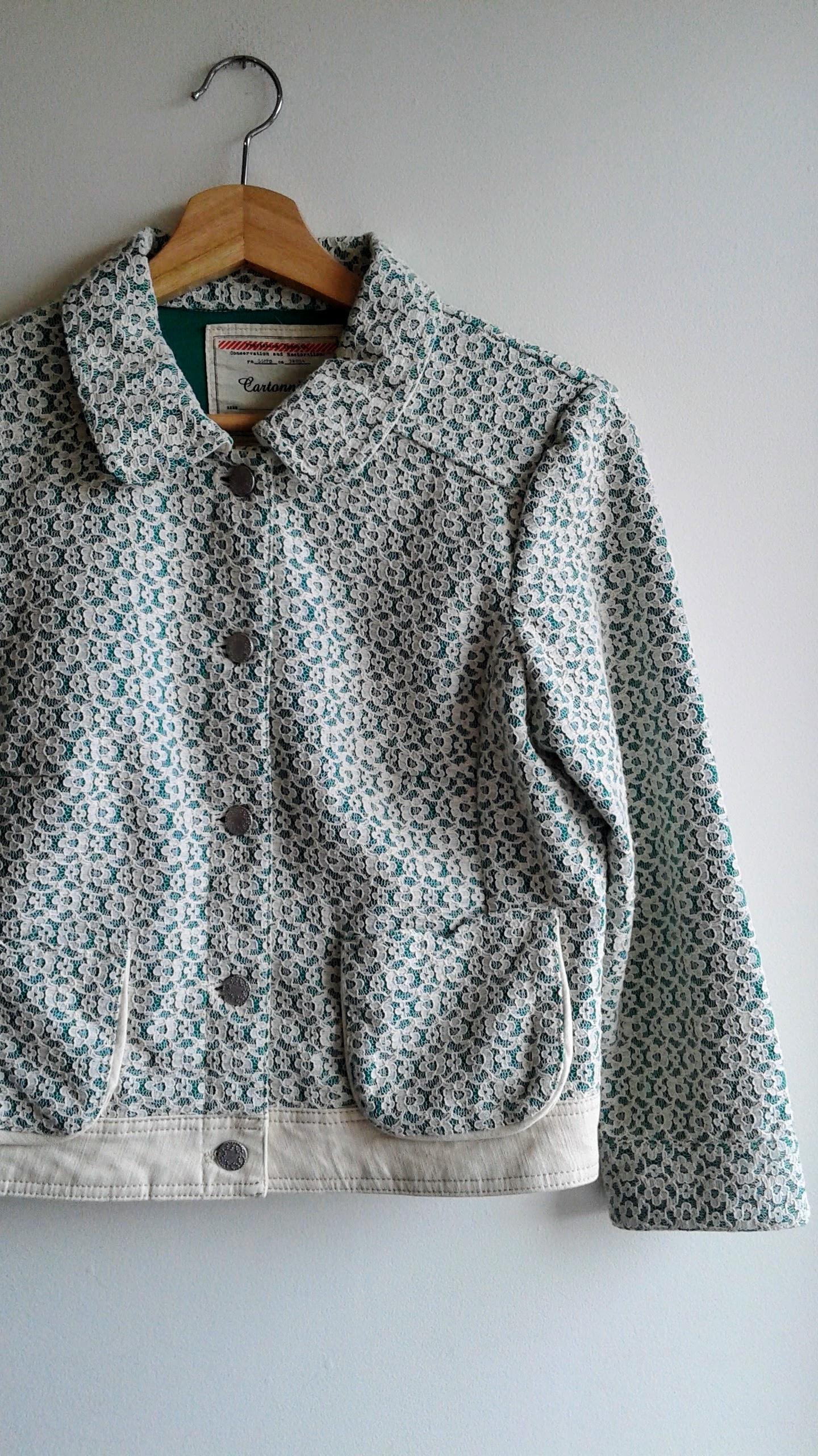 Cartonnier jacket; Size S, $52