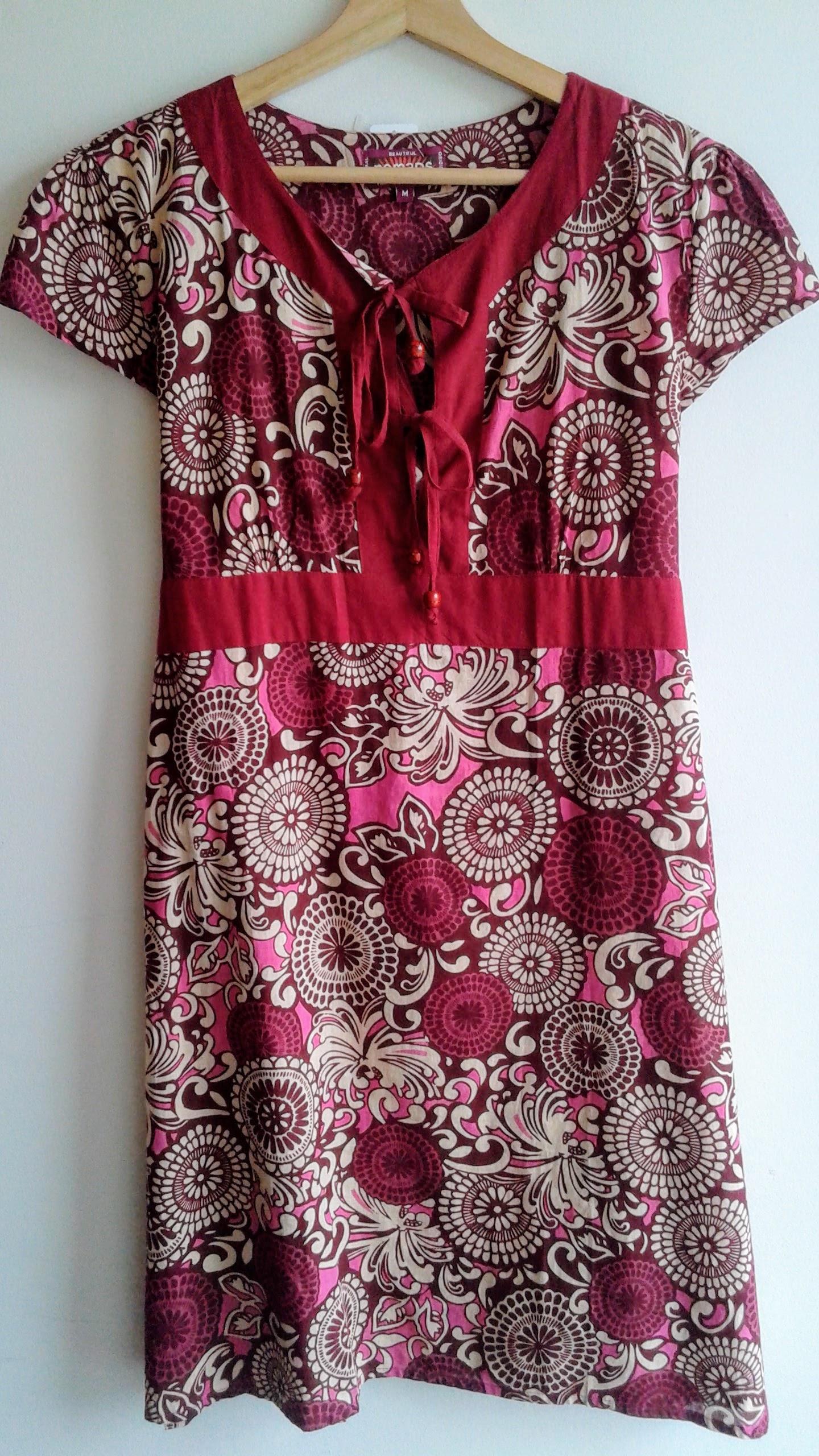 Nomad dress; Size M, $26