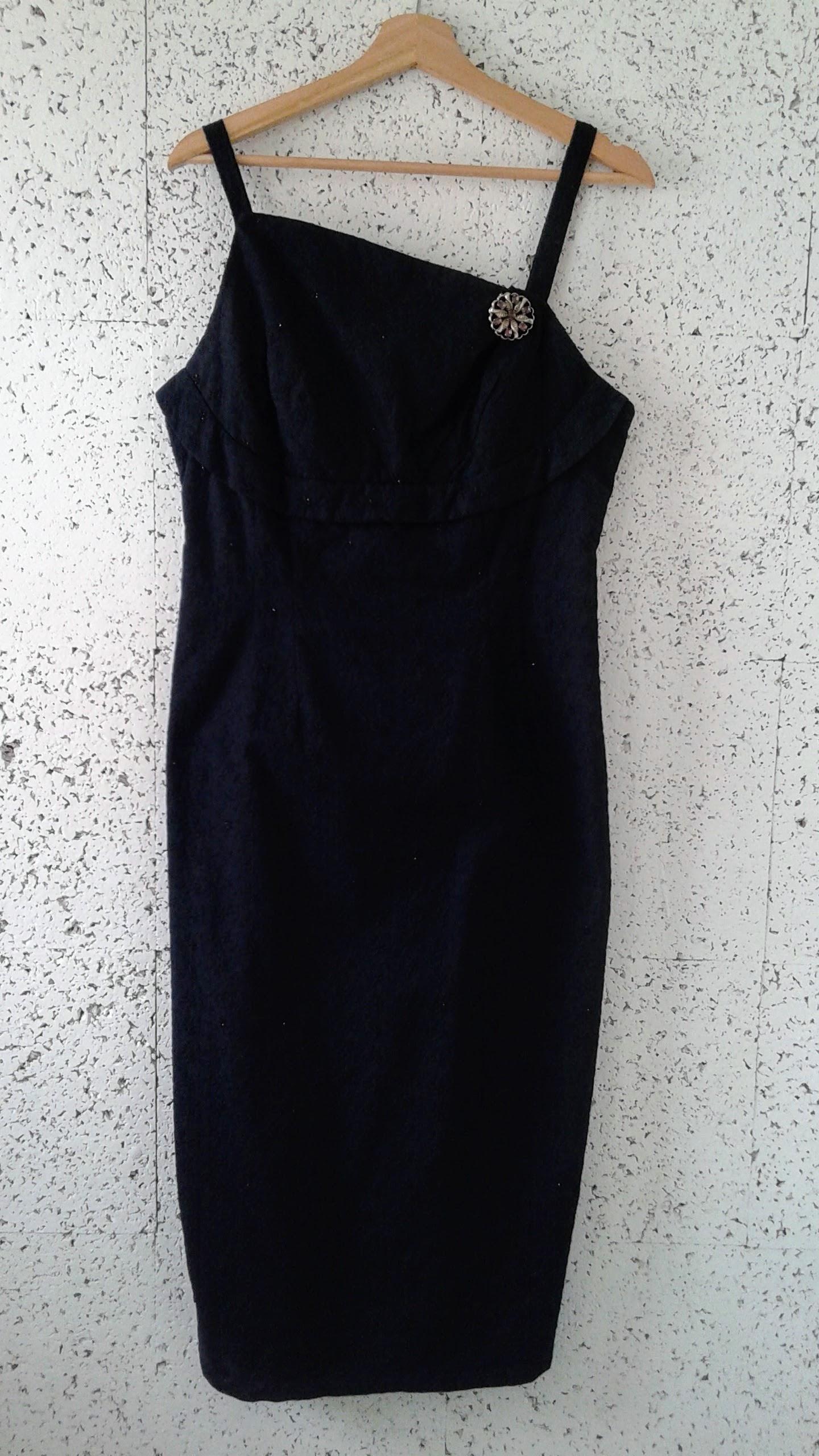 Maggie Walt wiggle dress; Size 10, $36