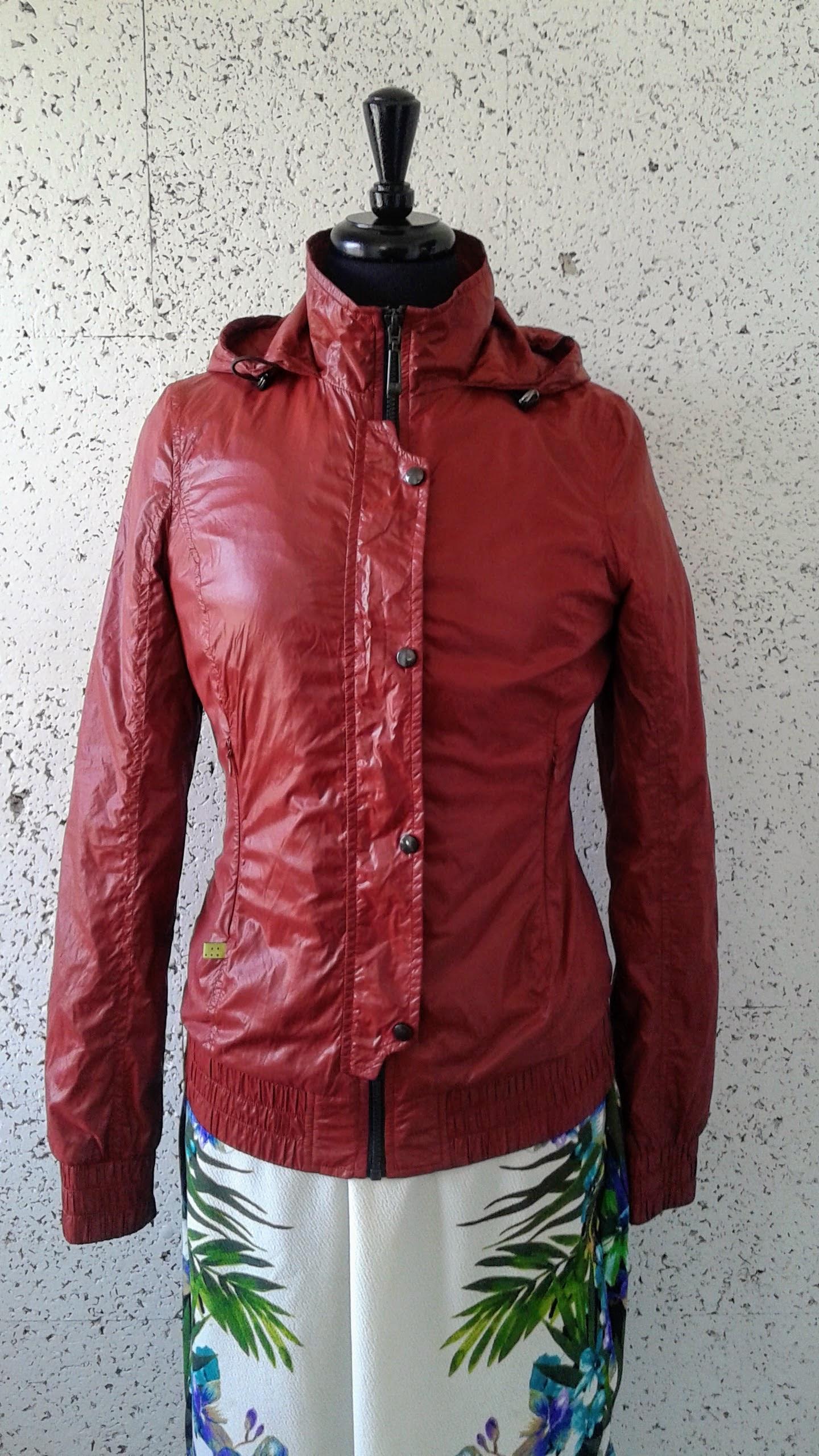Soia & Kyo jacket; Size S, $40