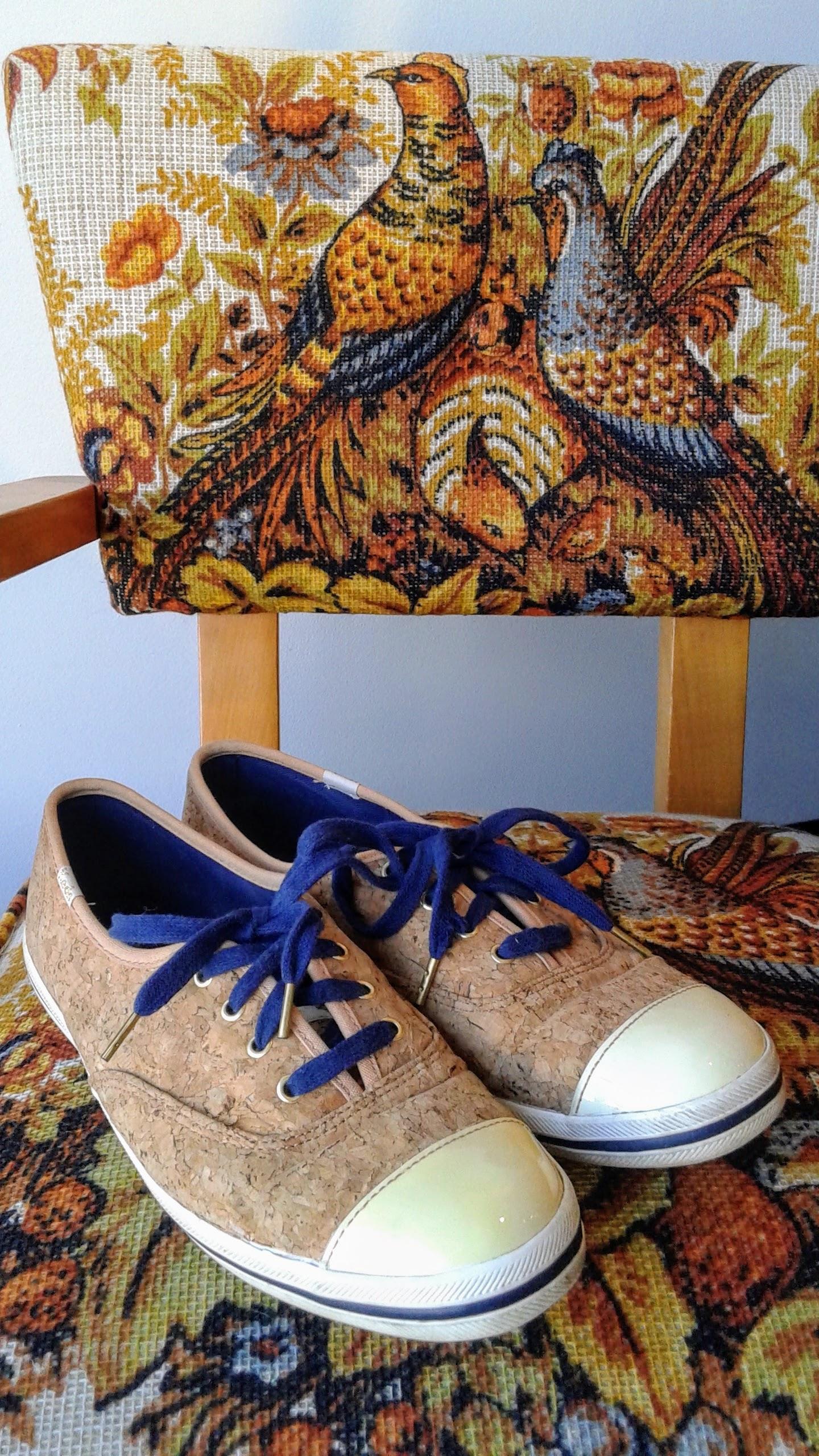 Keds X Kate Spade shoes; S7, $28