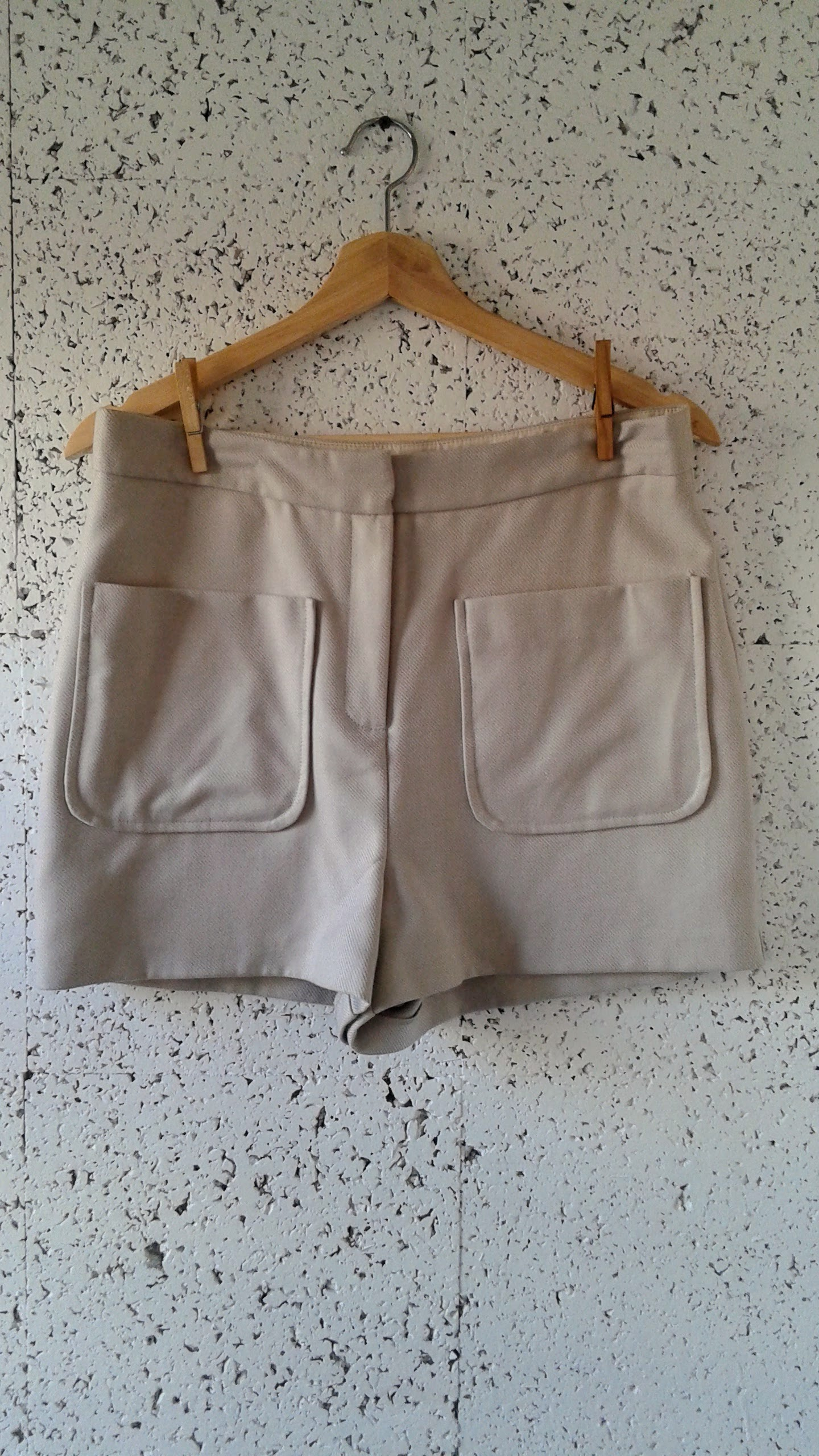 Topshop  shorts; Size 12, $18