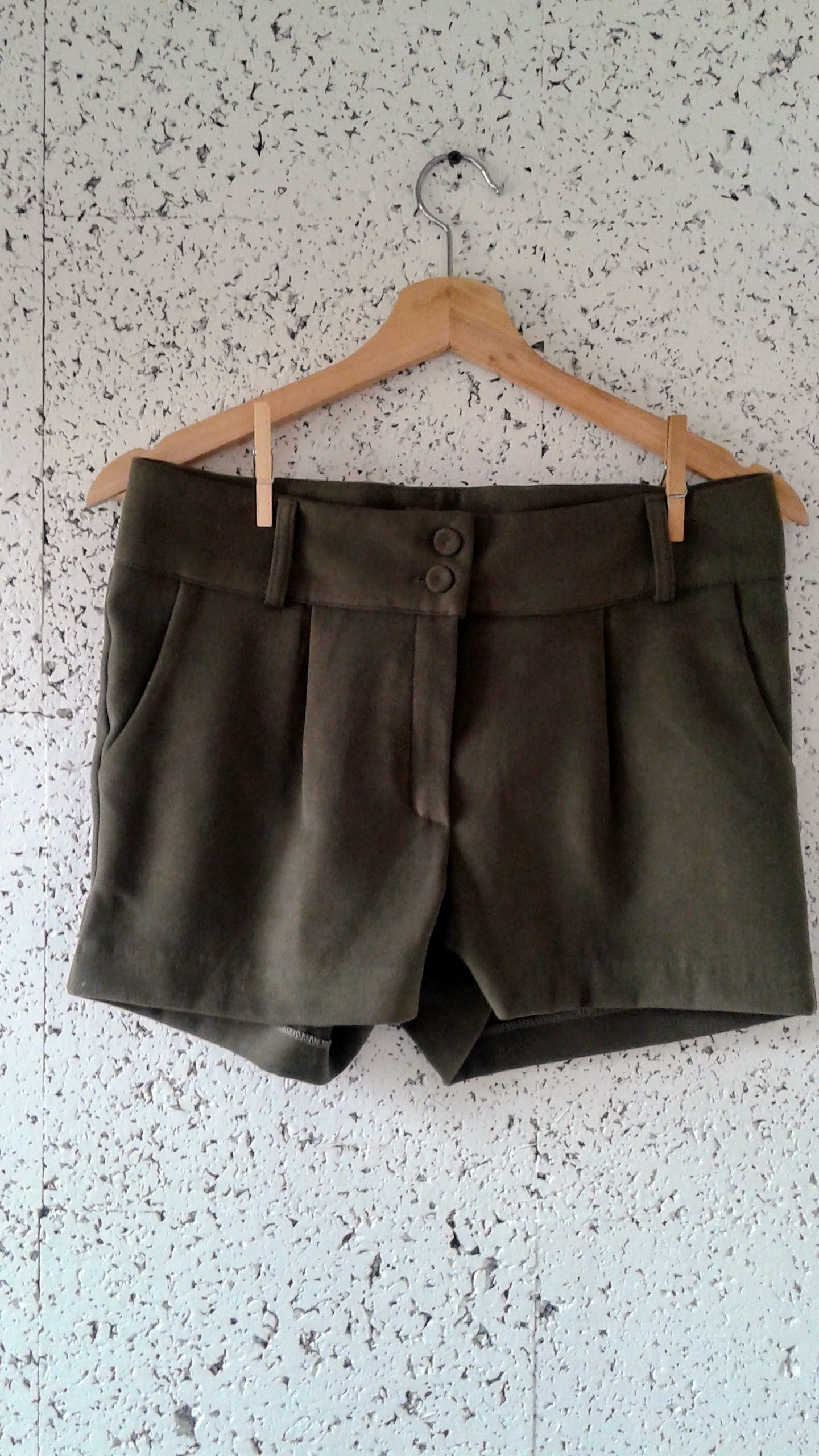 Loft 82 shorts; Size 28, $28