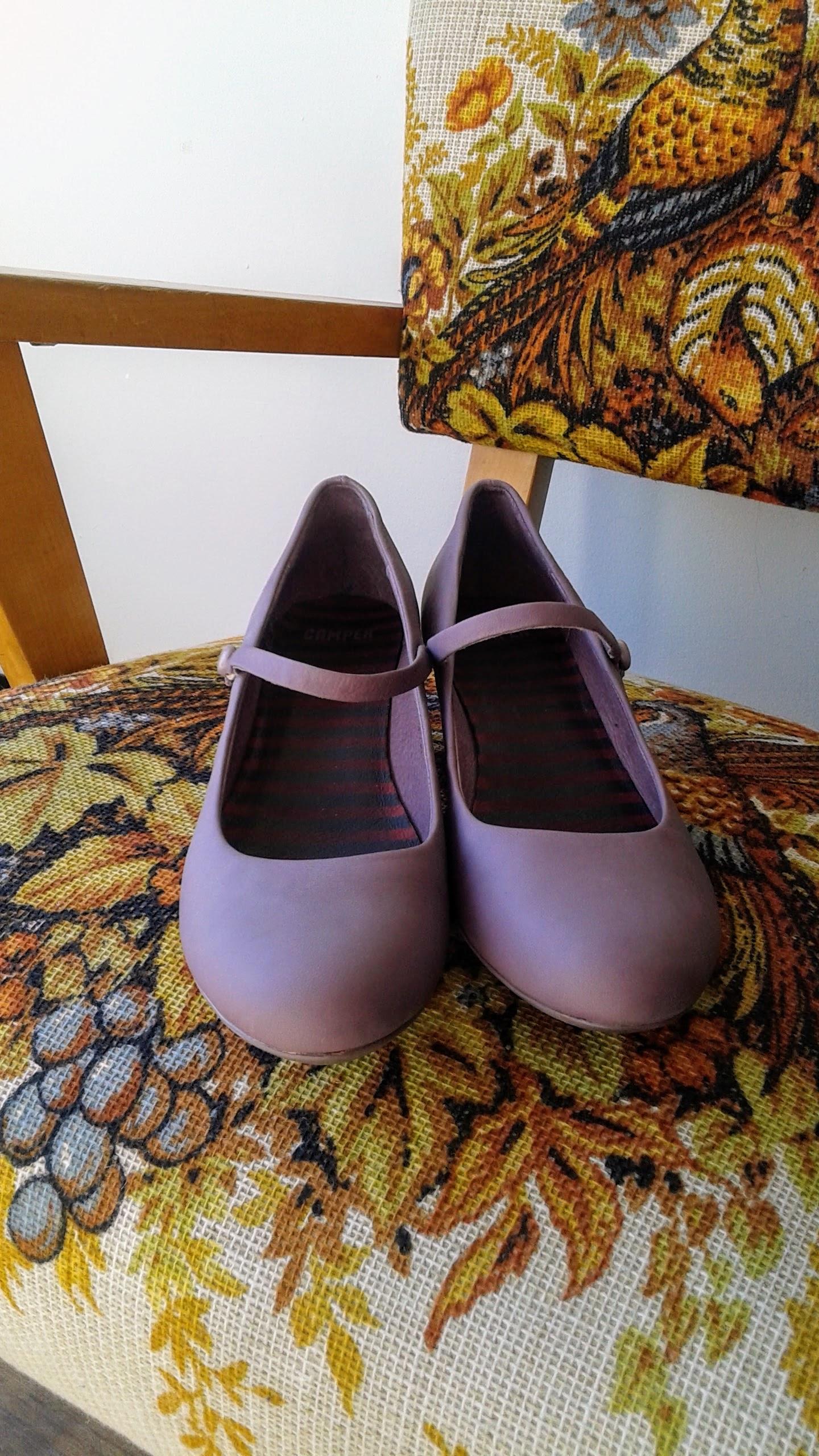 Camper shoes; S7, $48