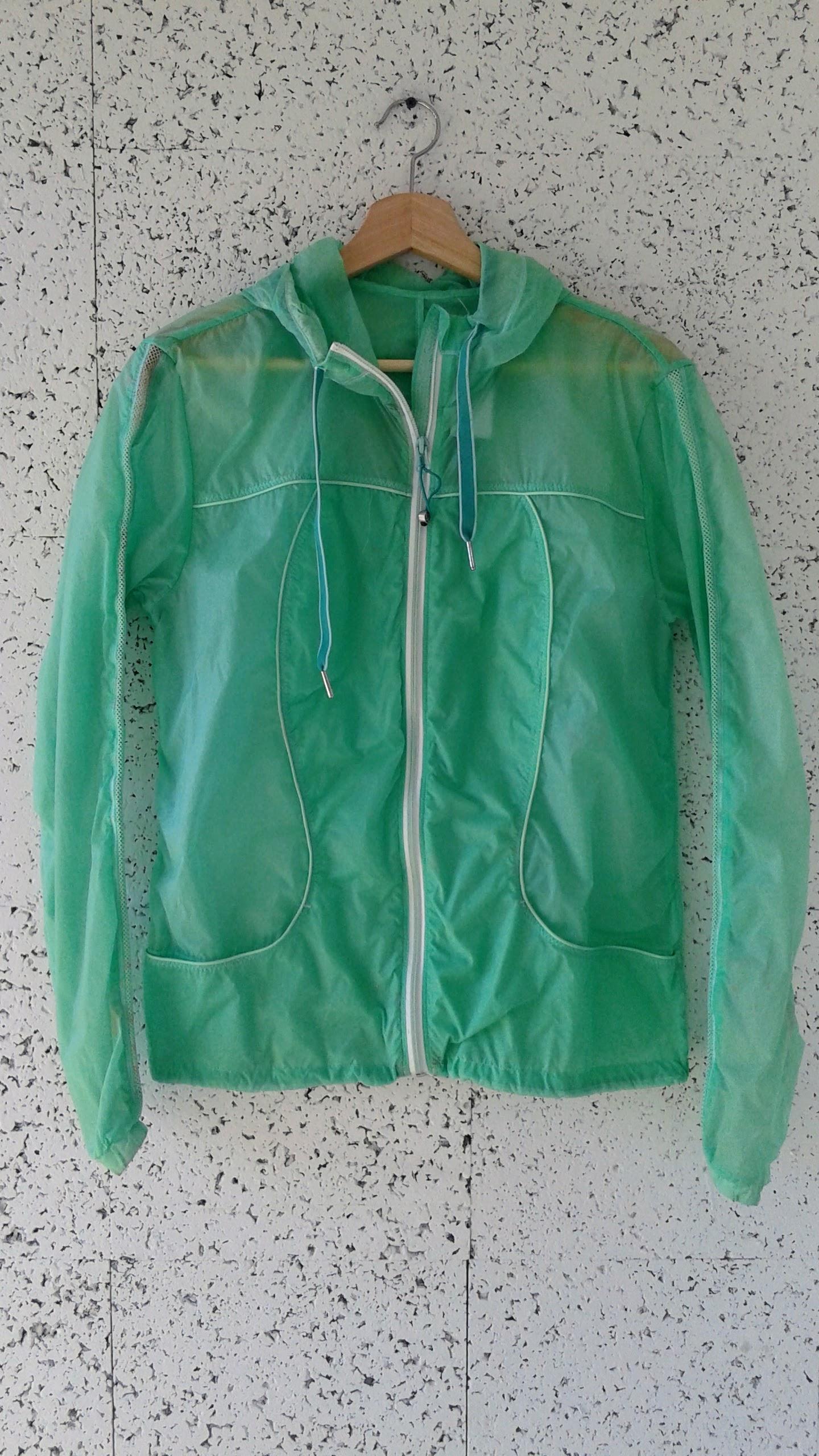 Lululemon jacket; Size M, $28