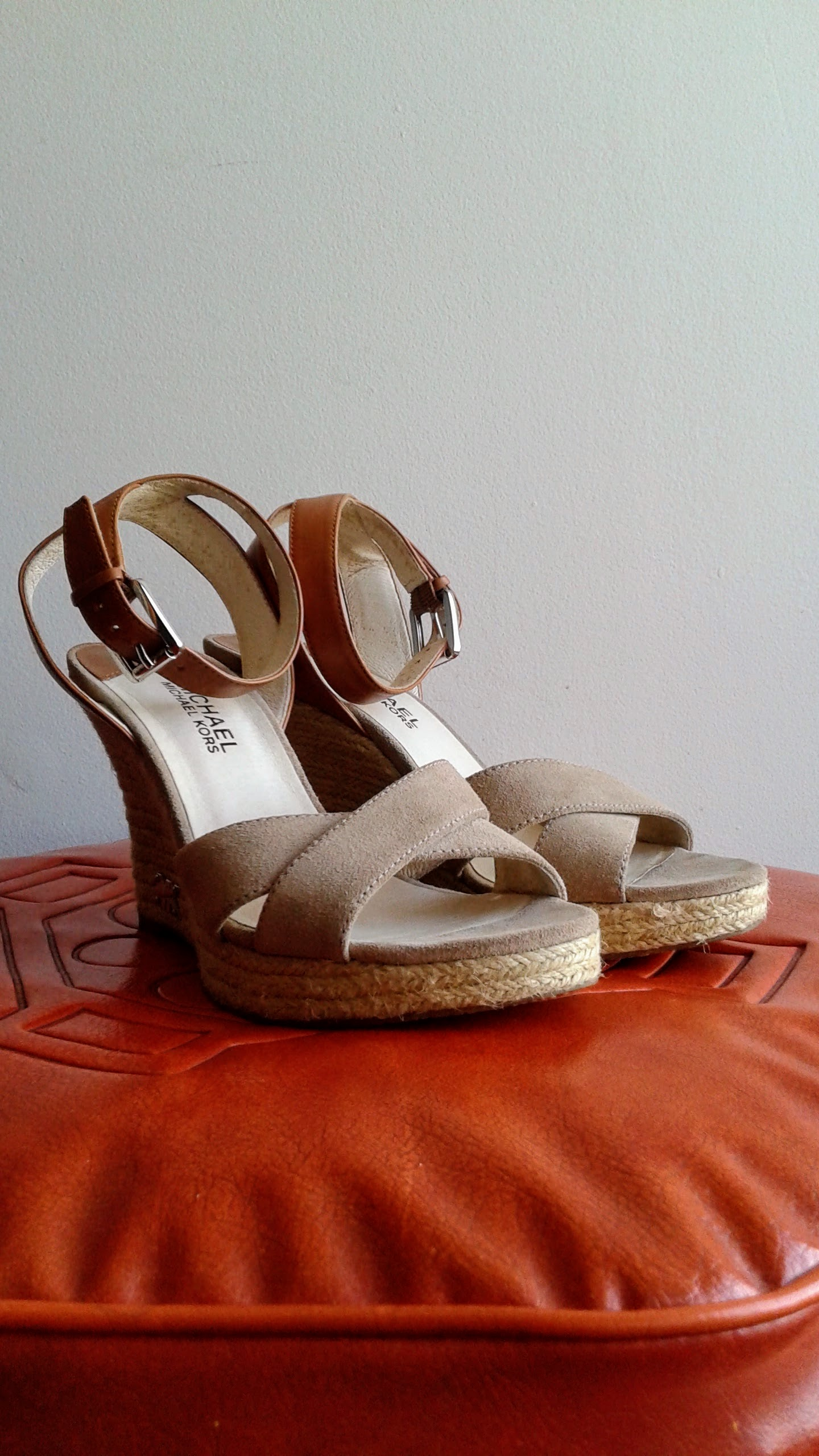 Michael Kors  sandals; S7, $32
