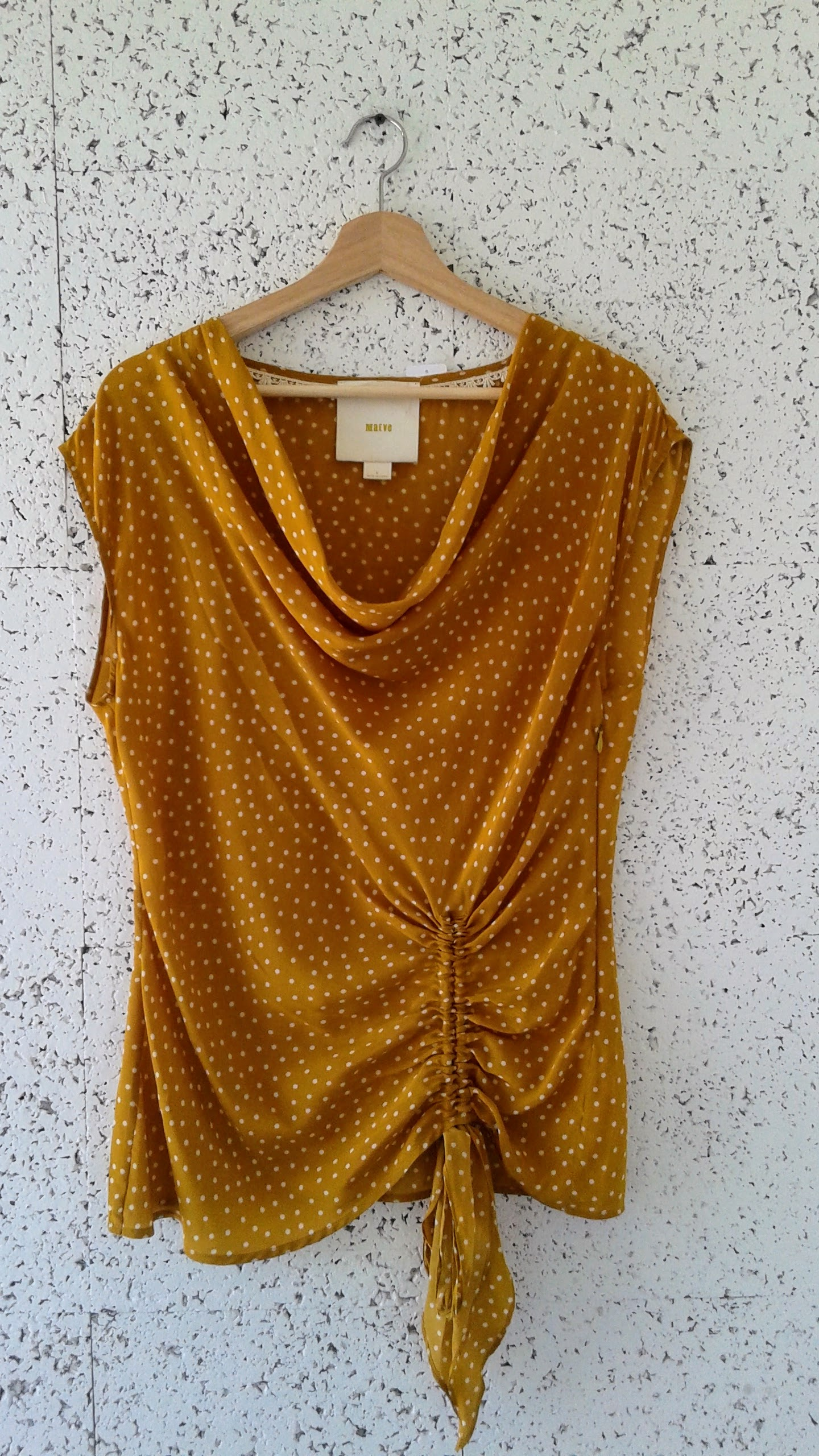 Maeve top; Size 8, $24