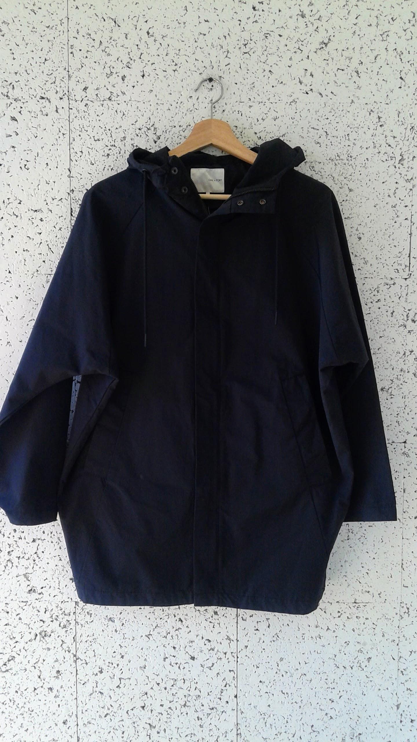 Oak+Fort jacket; Size S, $52