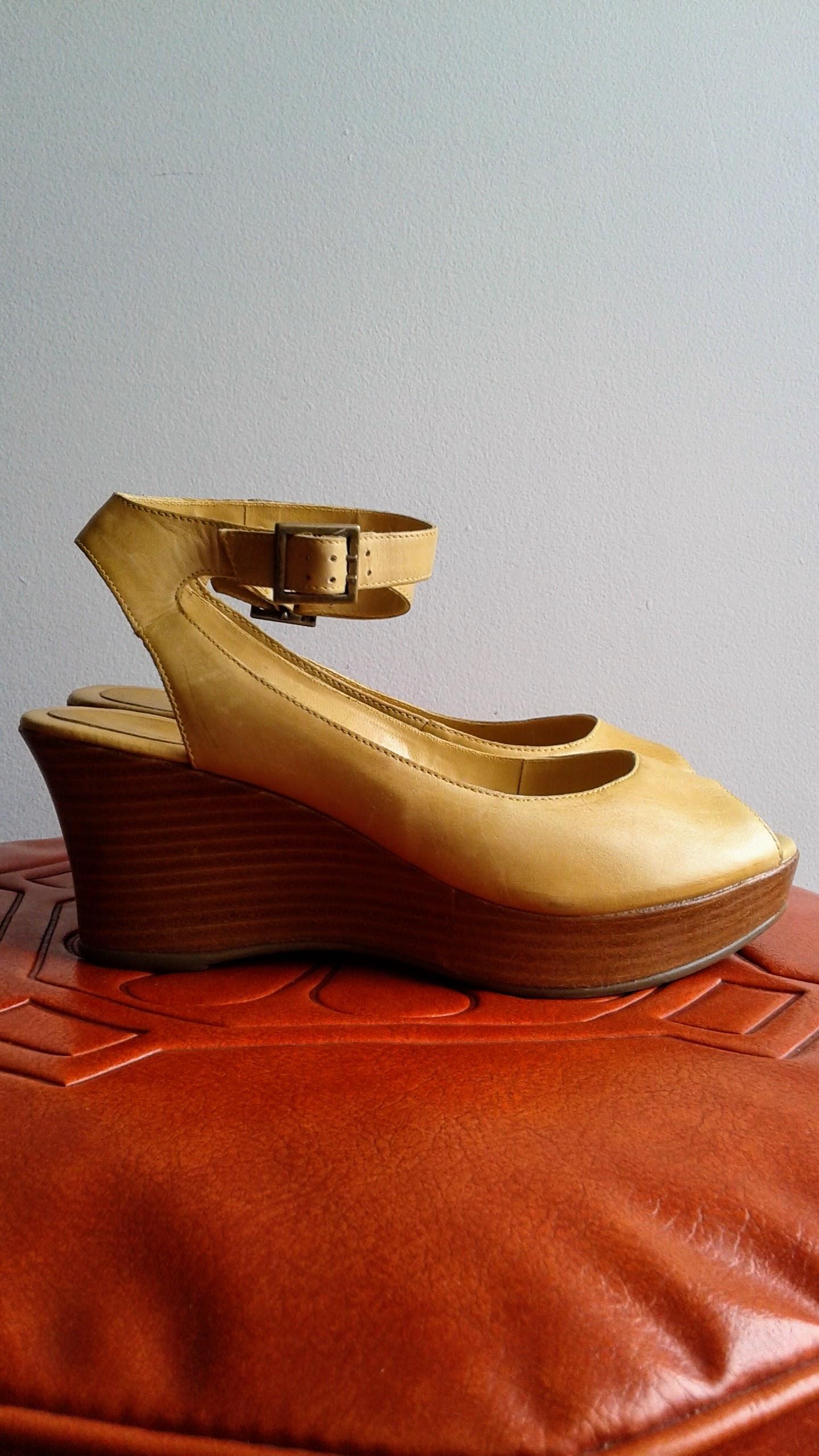 Bos & Co  shoes; S6.5, $42