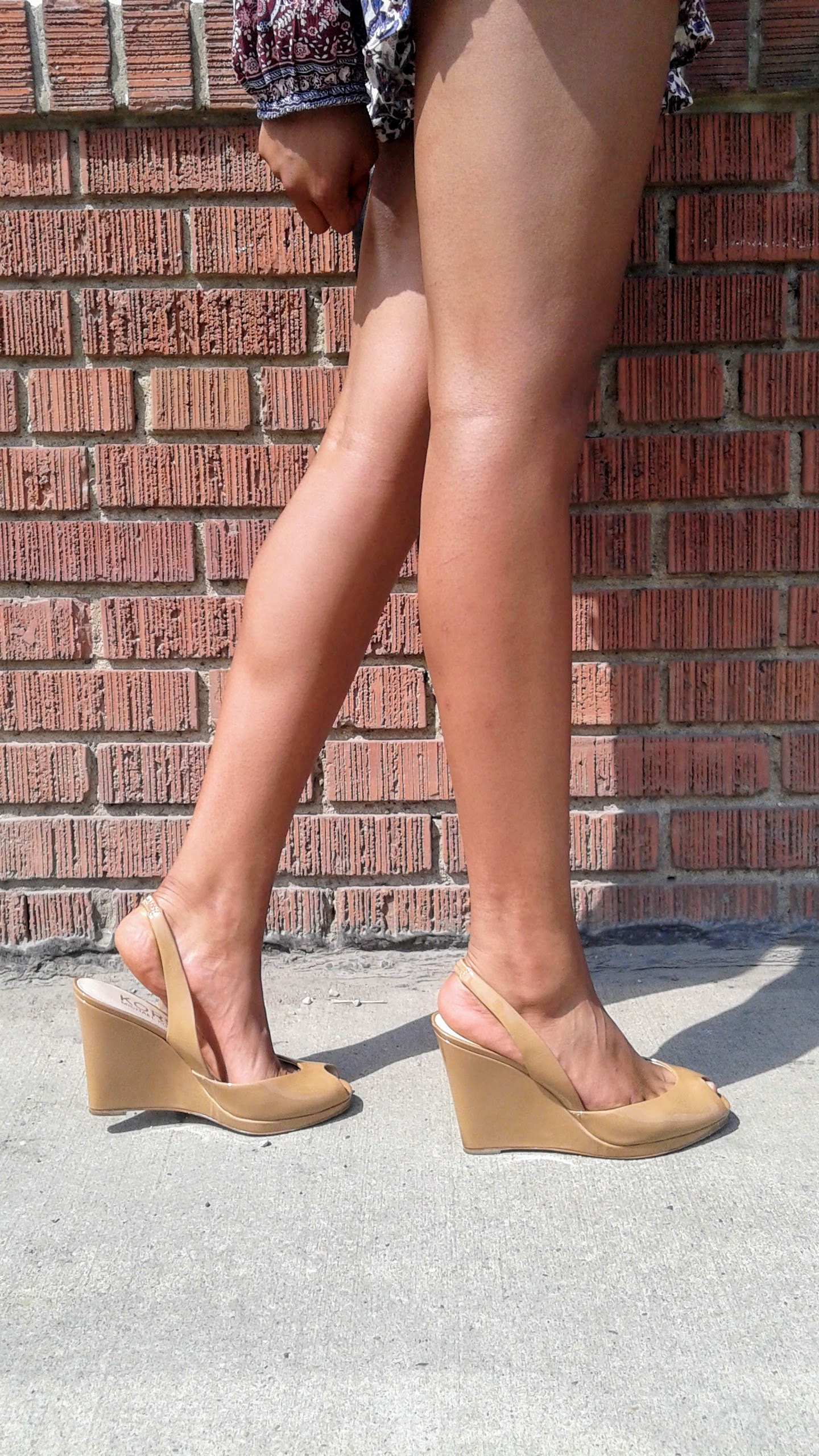 Michael Kors shoes; S8, $48