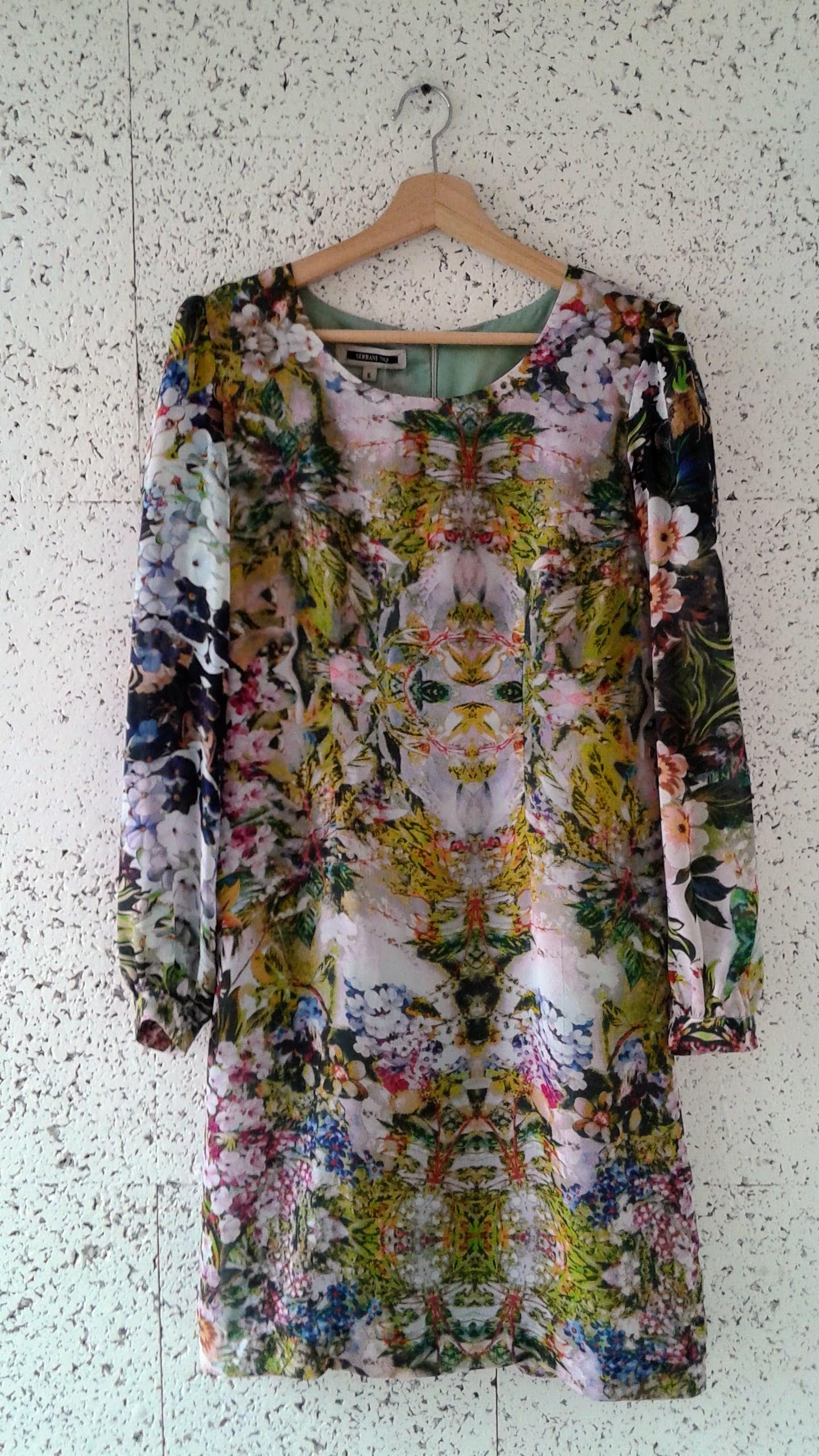 Serrani Italy dress; Size 6, $30