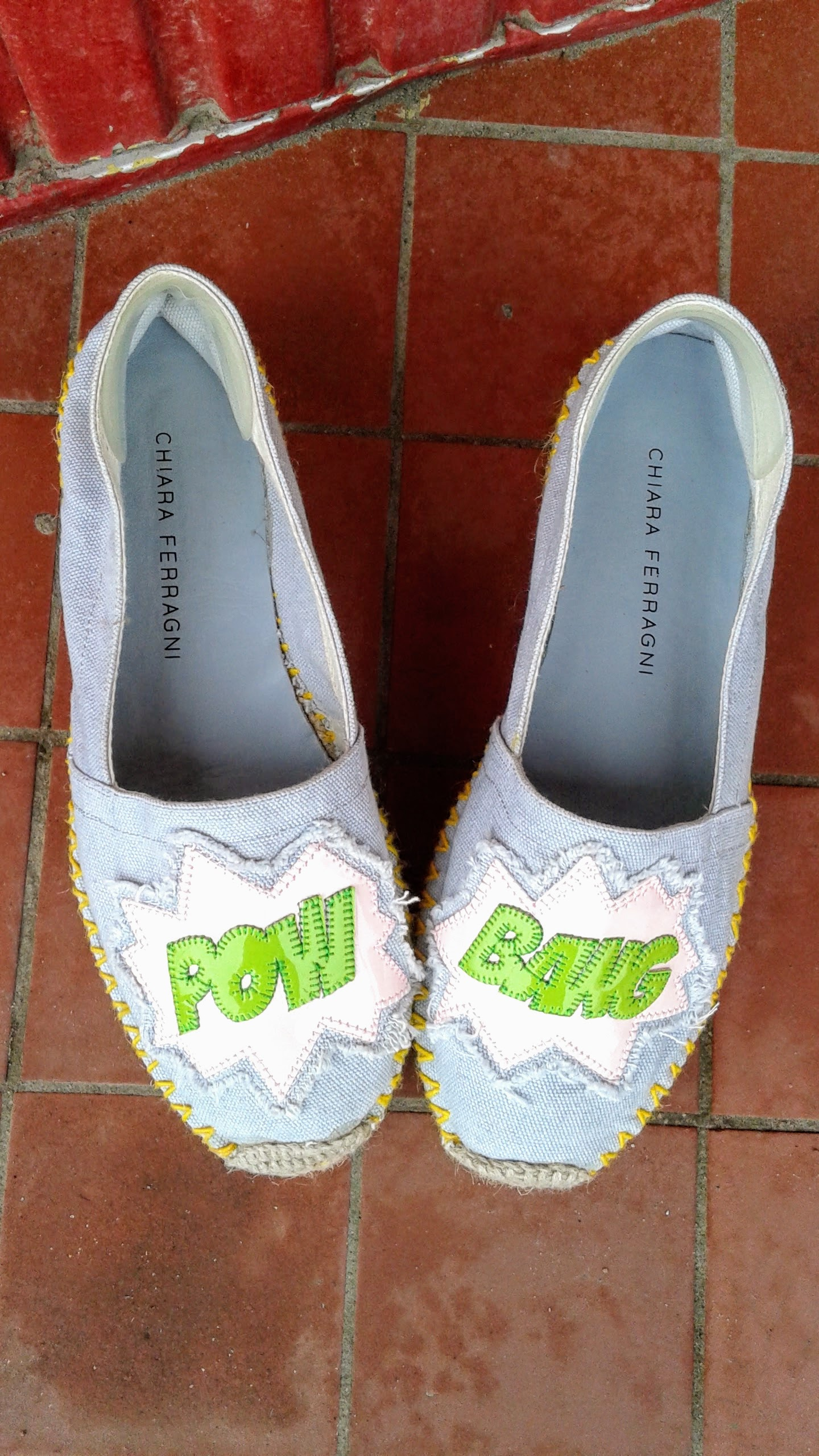 Chiara Ferragni  shoes; S9, $24