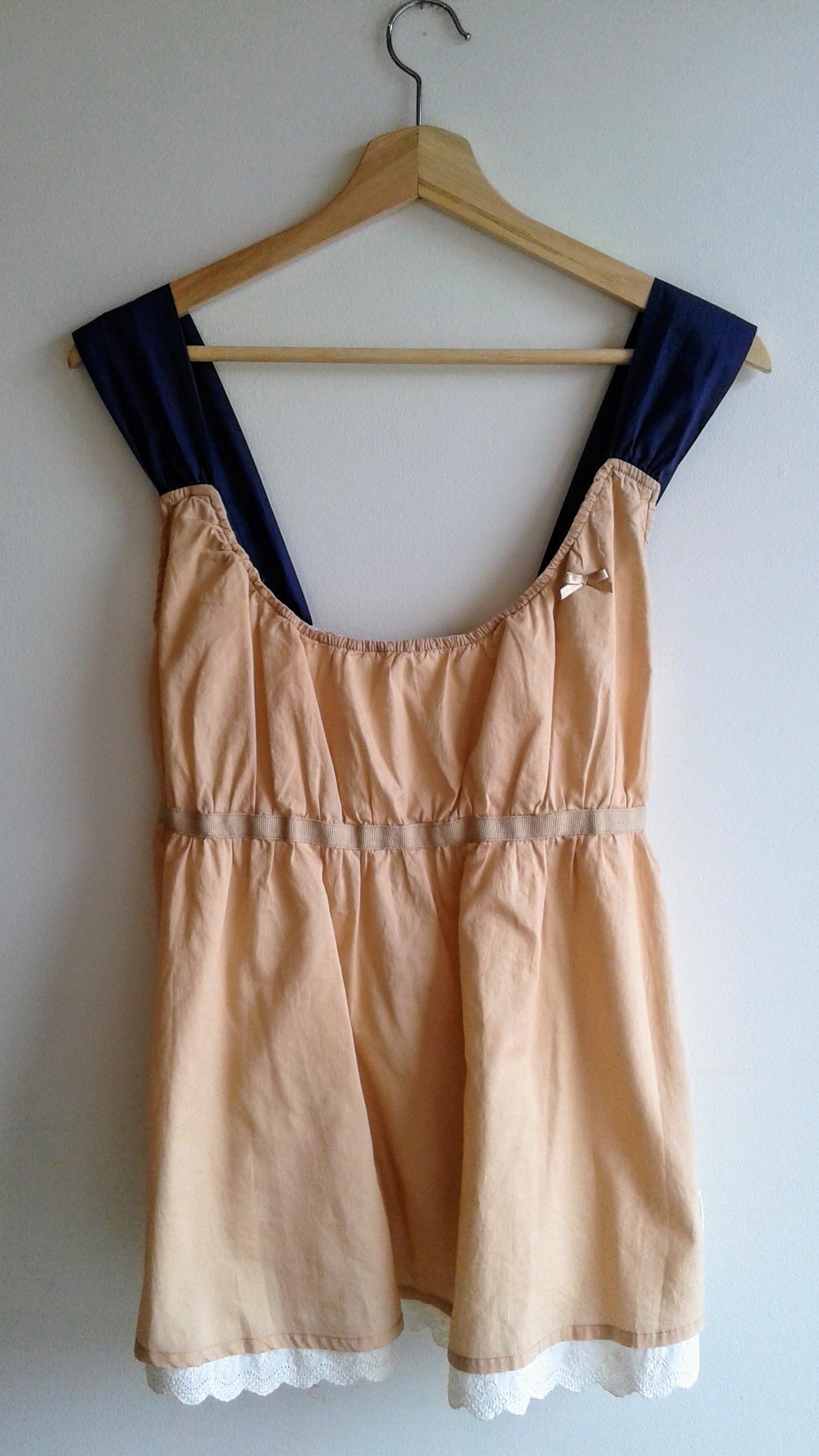 Odd Molly top; Size S, $24
