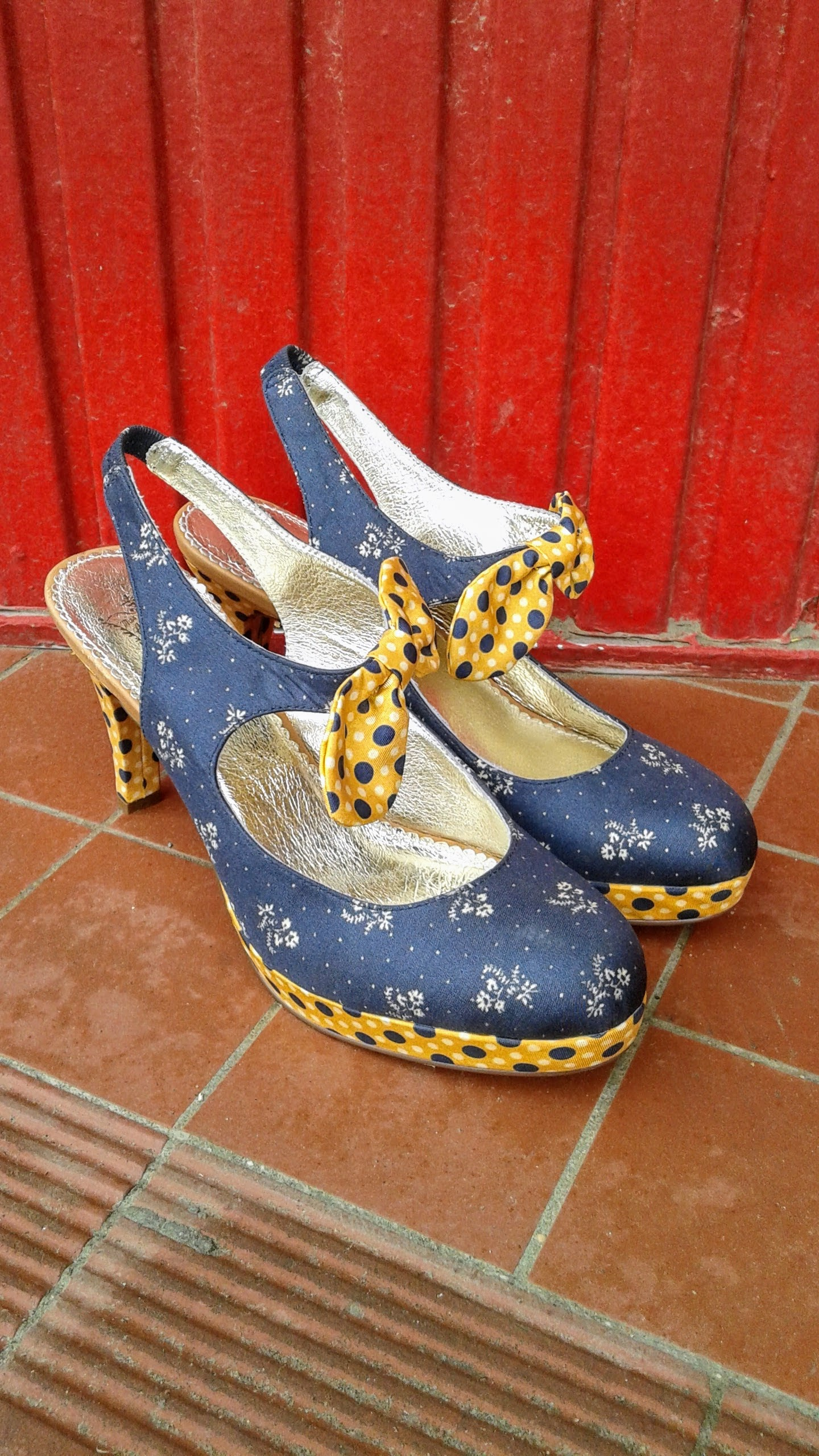 Miss Albright shoes; S7.5, $34