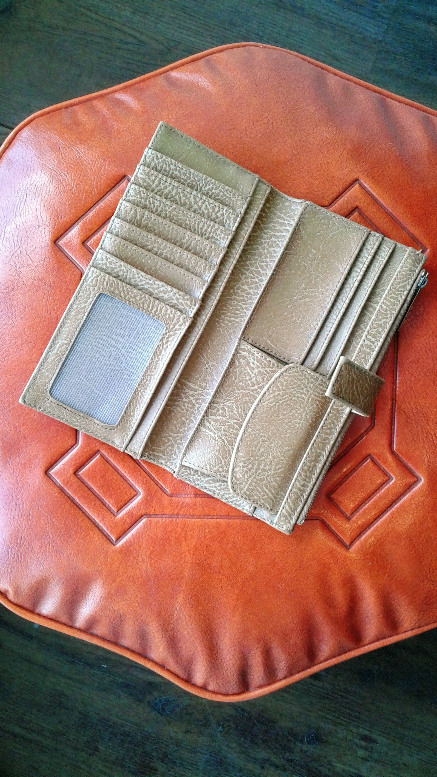 Matt + Nat wallet, $28