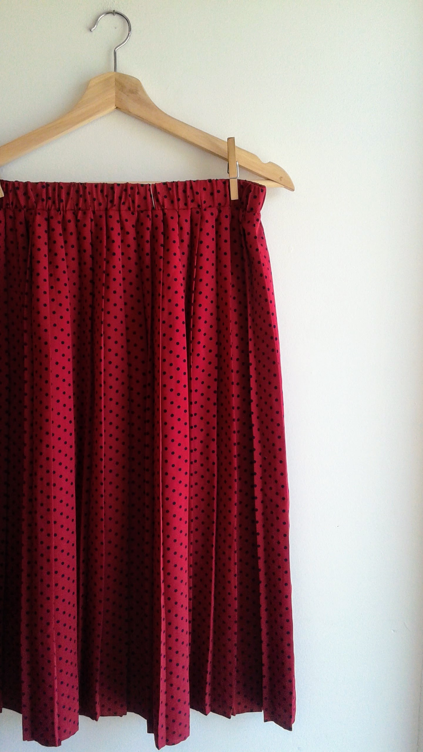 Karen Walker skirt; Size 8, $26