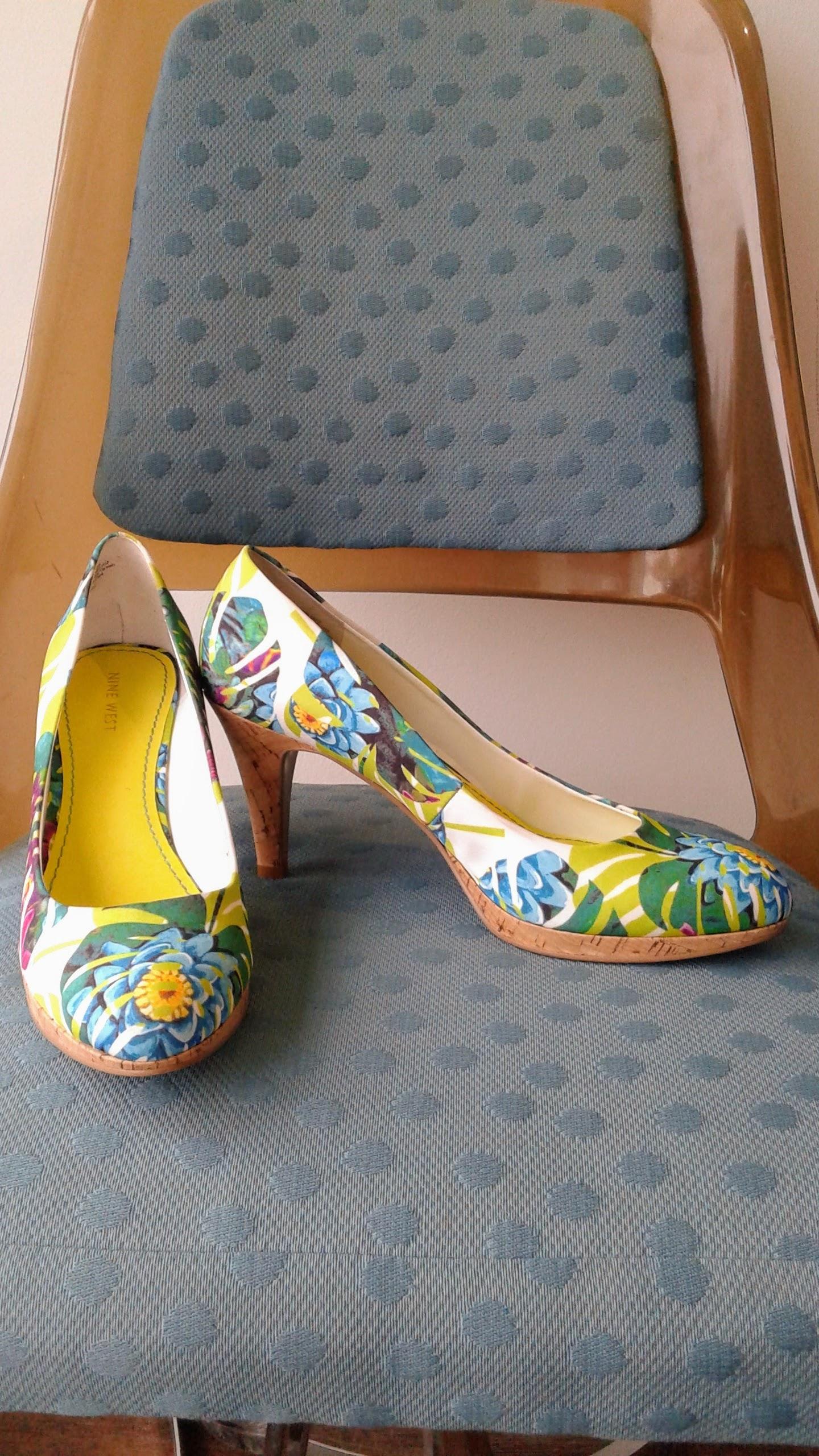 Nine West shoes; S9, $42