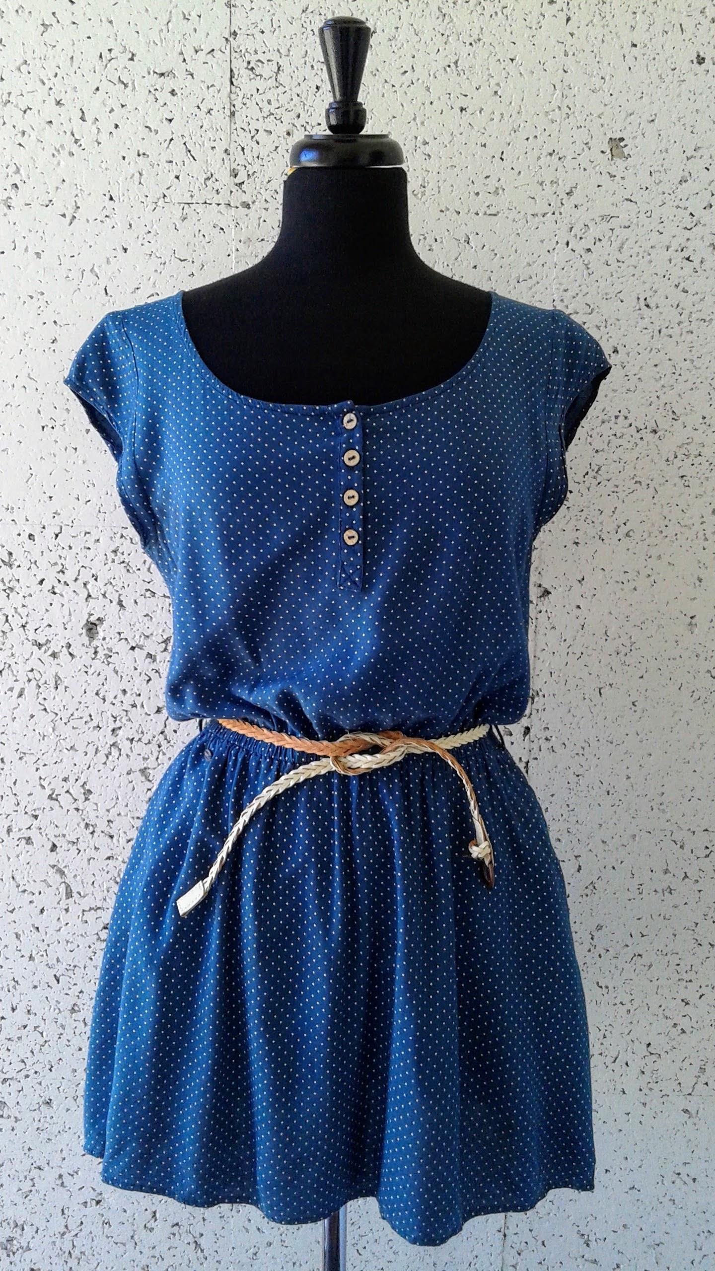Ragwear dress; Size M, $24