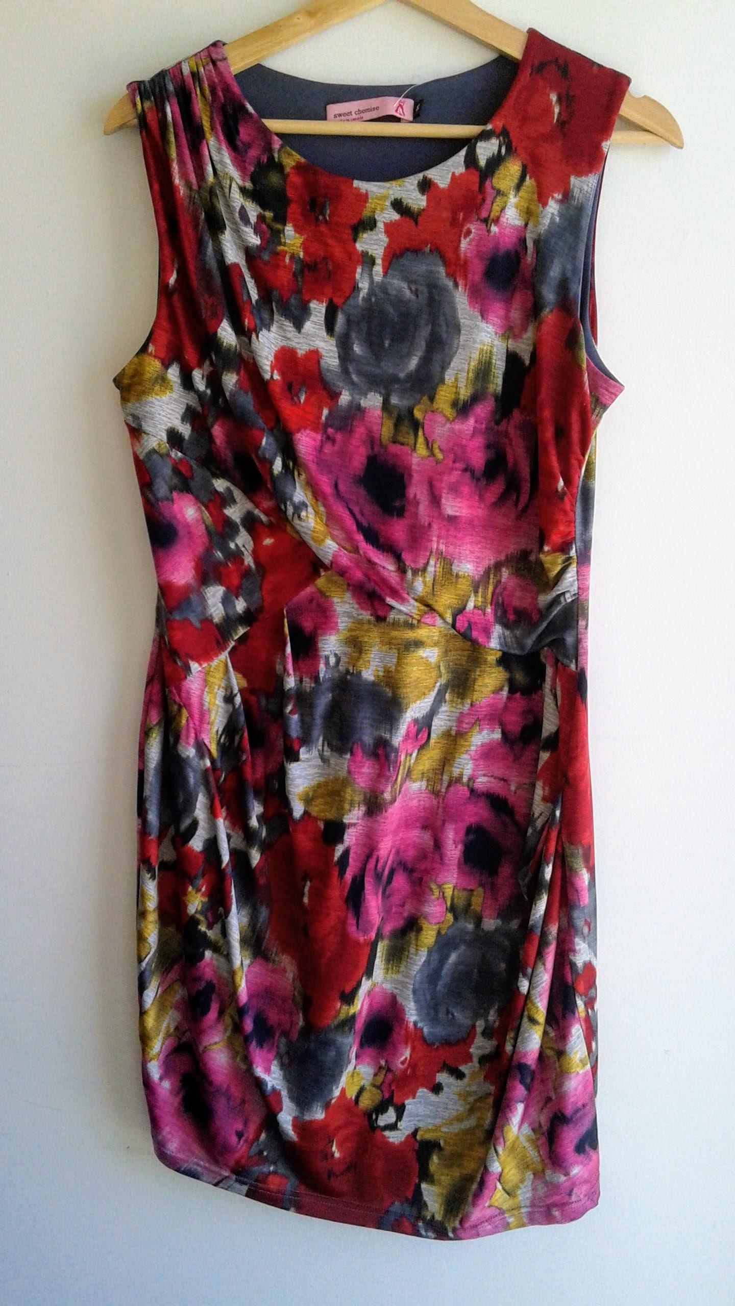 Sweet Chemise dress; Size M, $28