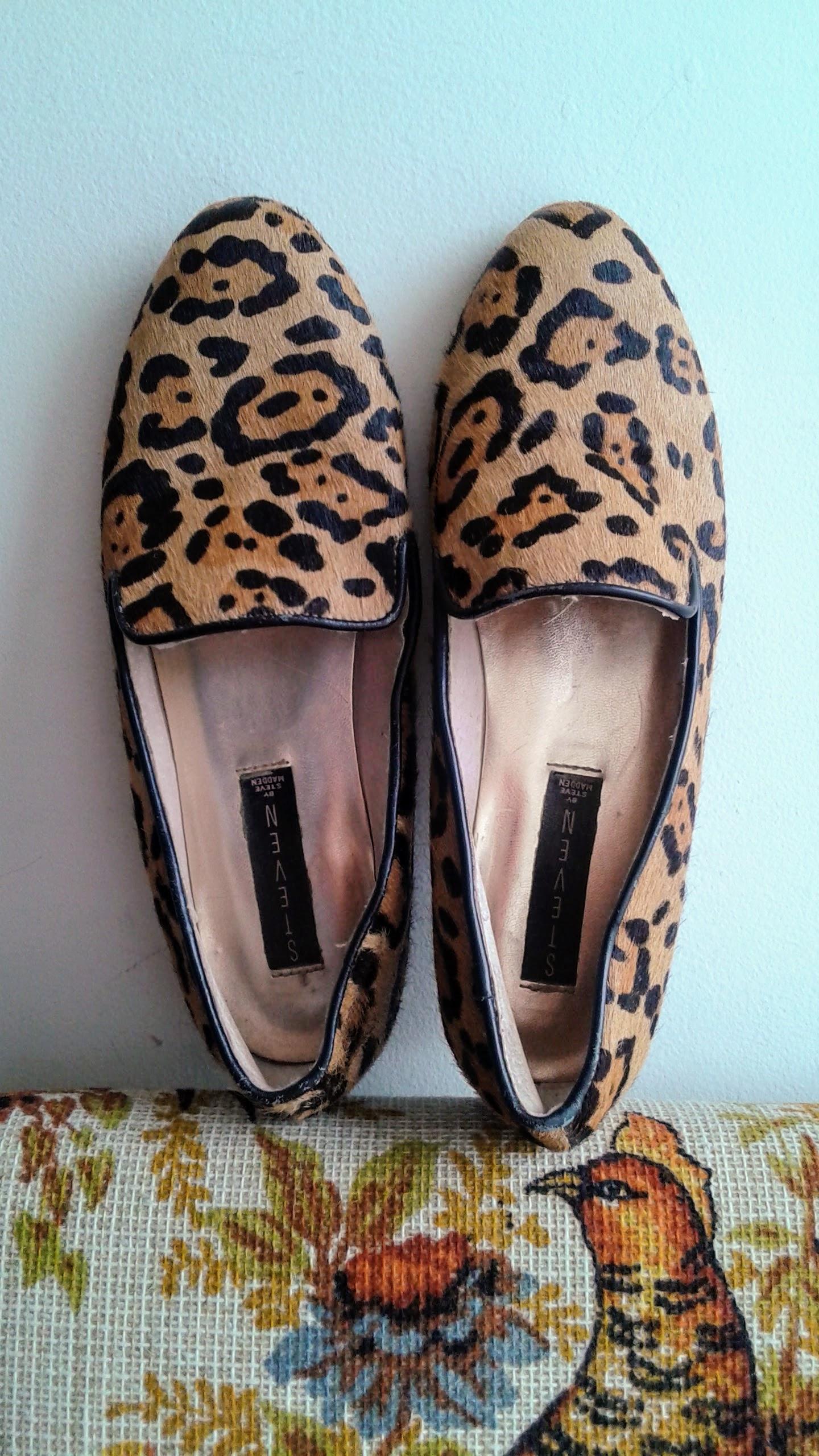 Steve Madden  shoes; S8.5, $42