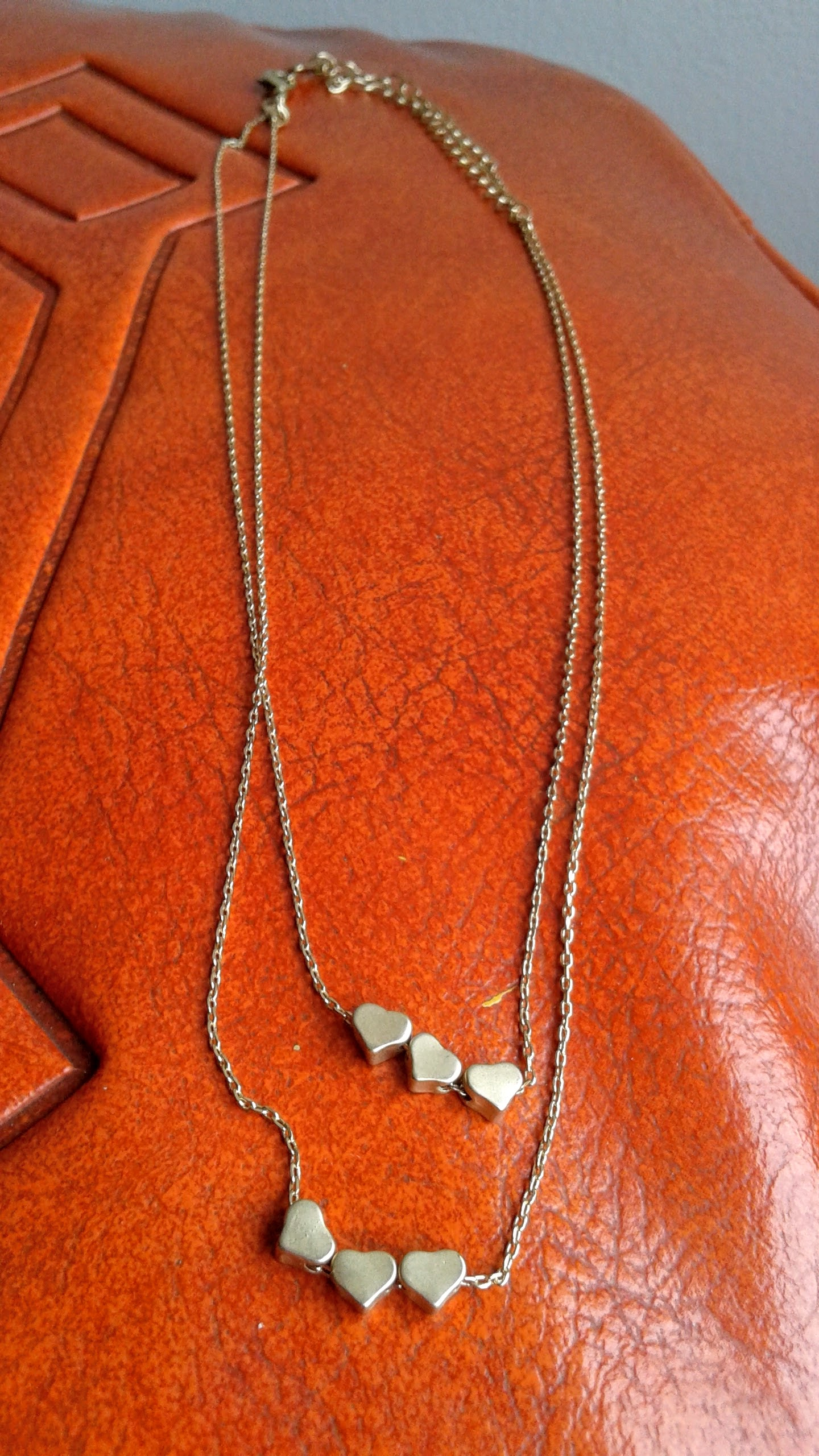 Necklace, $16