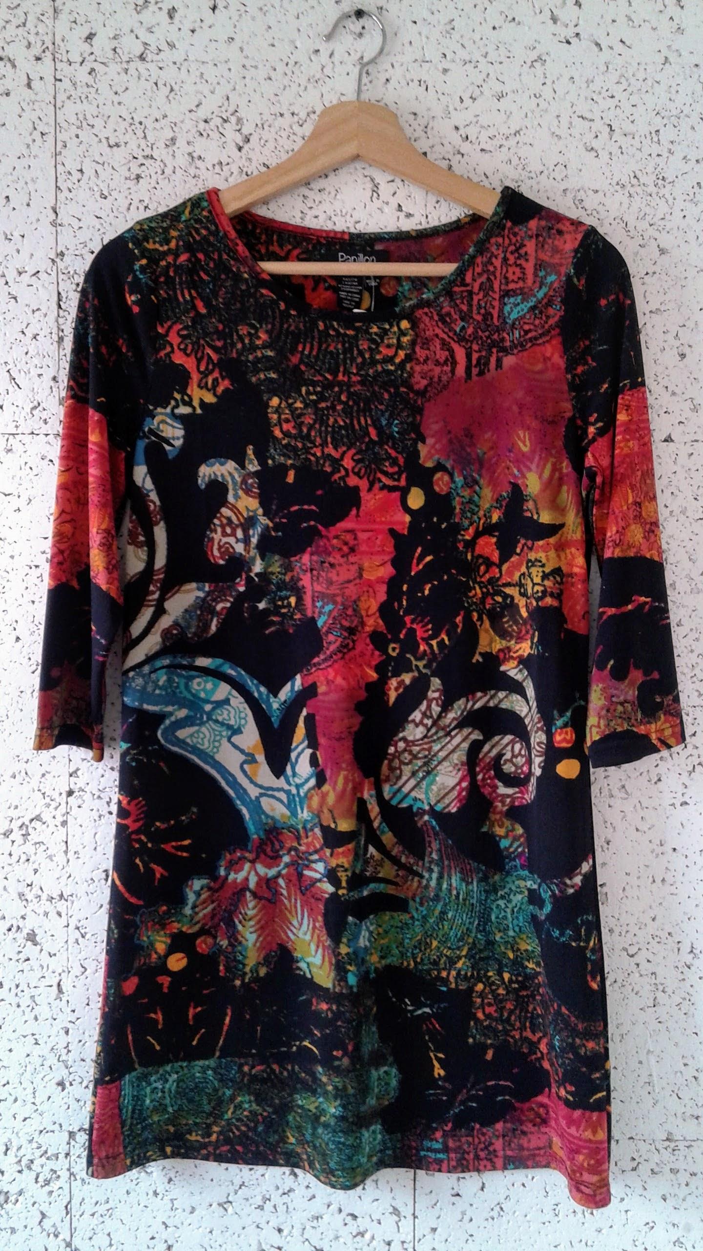 Papillion dress; Size S, $26