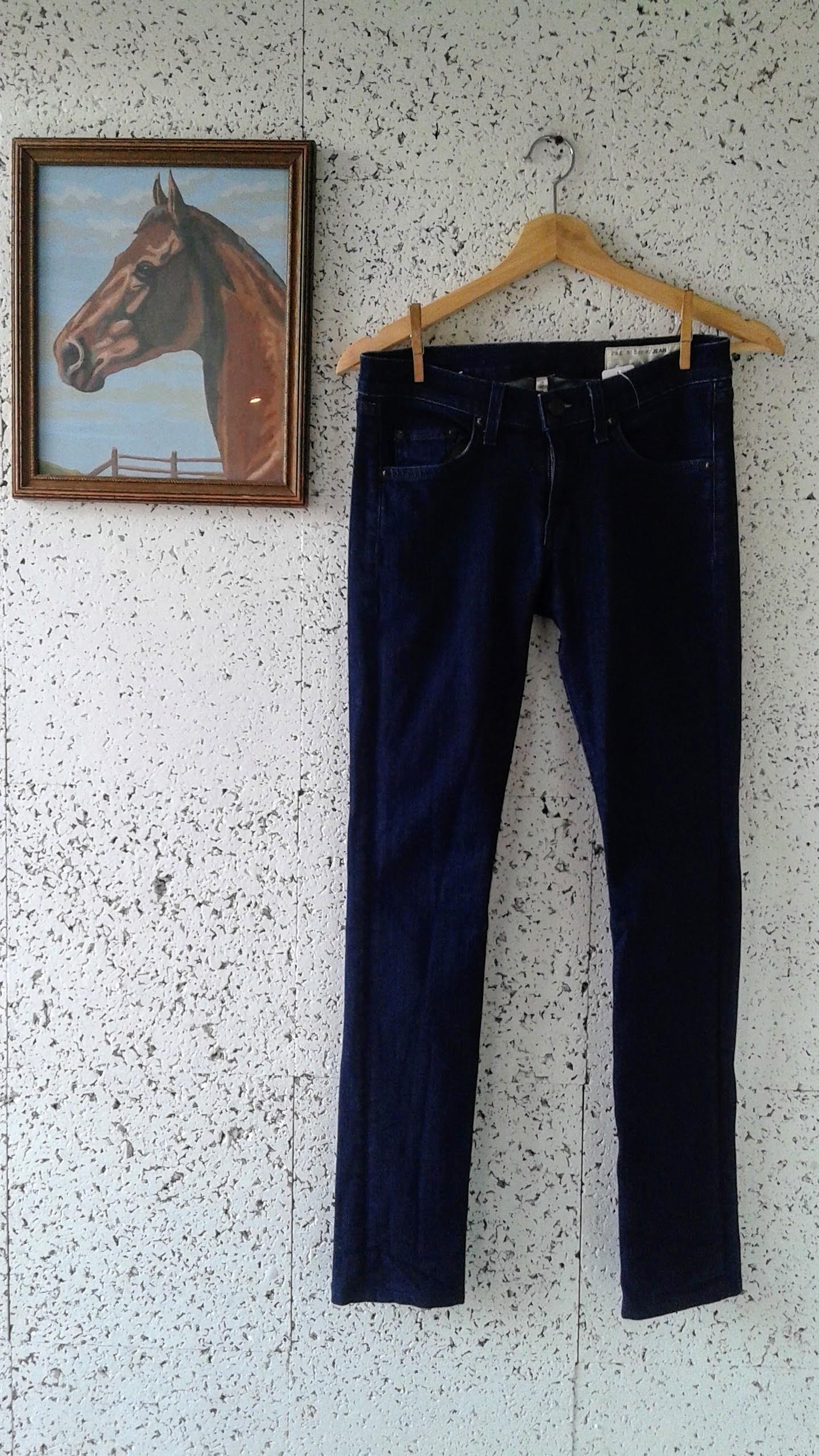 Rag & Bone jeans; Size 26, $30
