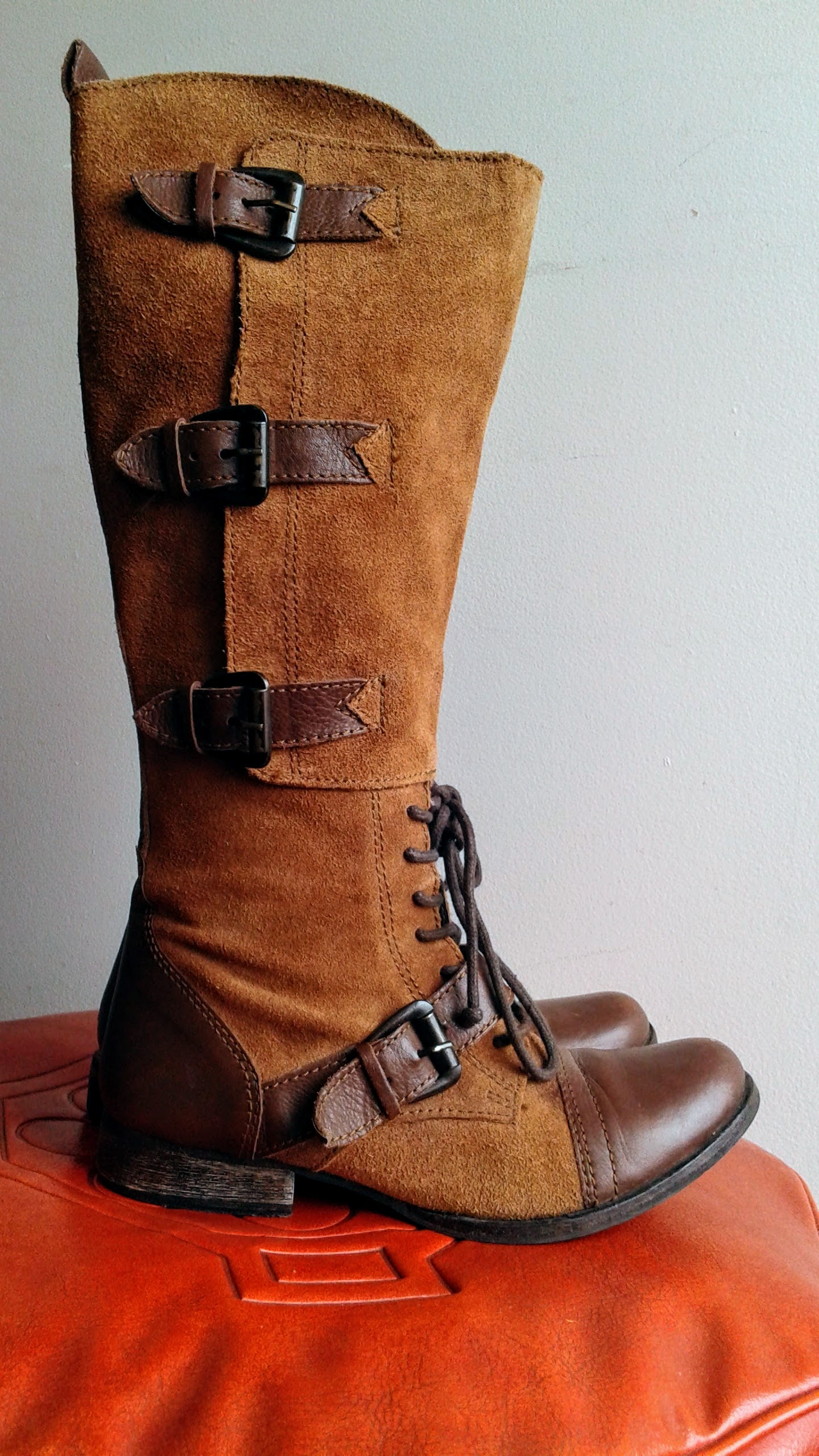 B2 boots; S7, $48