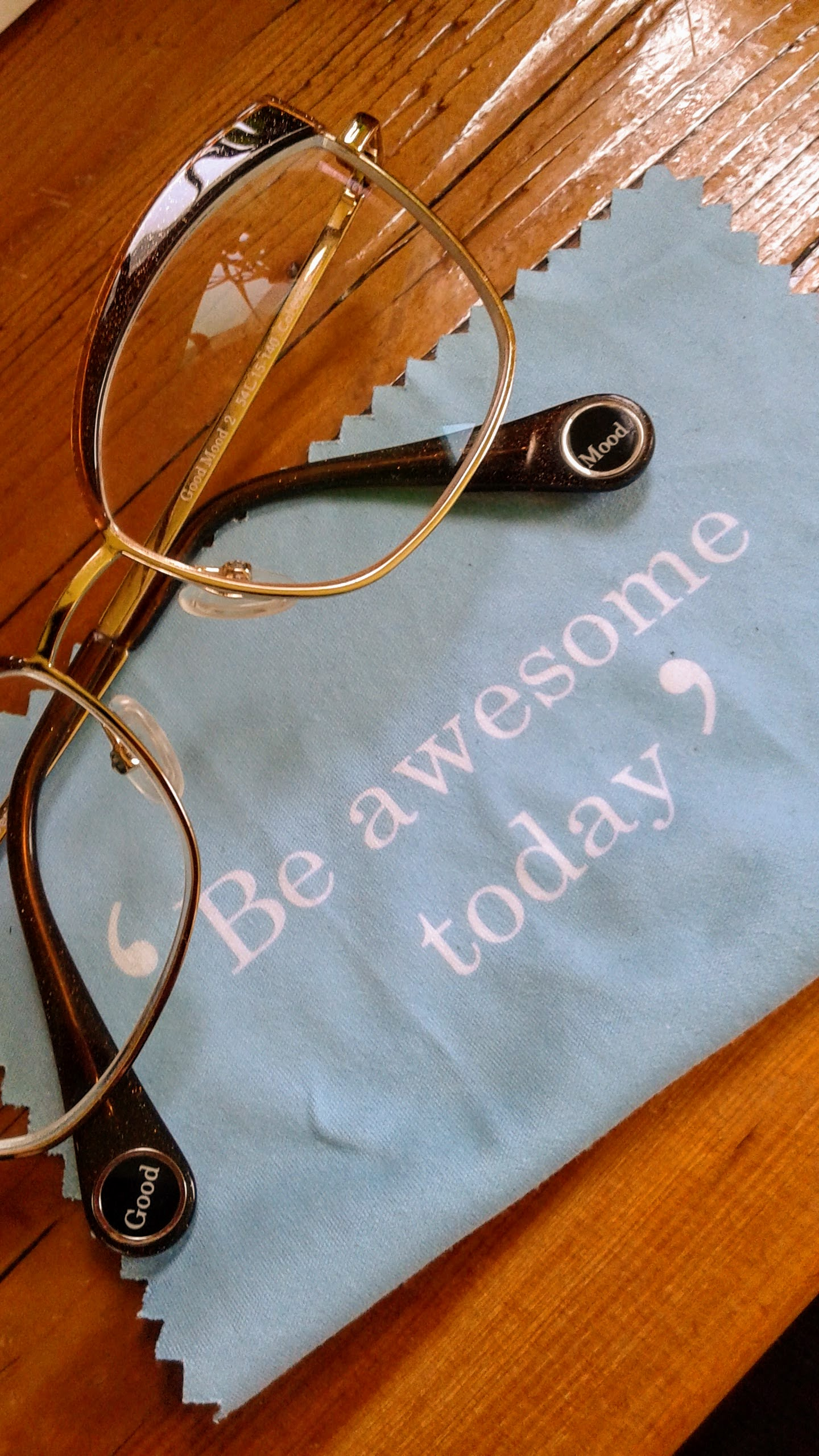 Good Mood! Be awesome today!