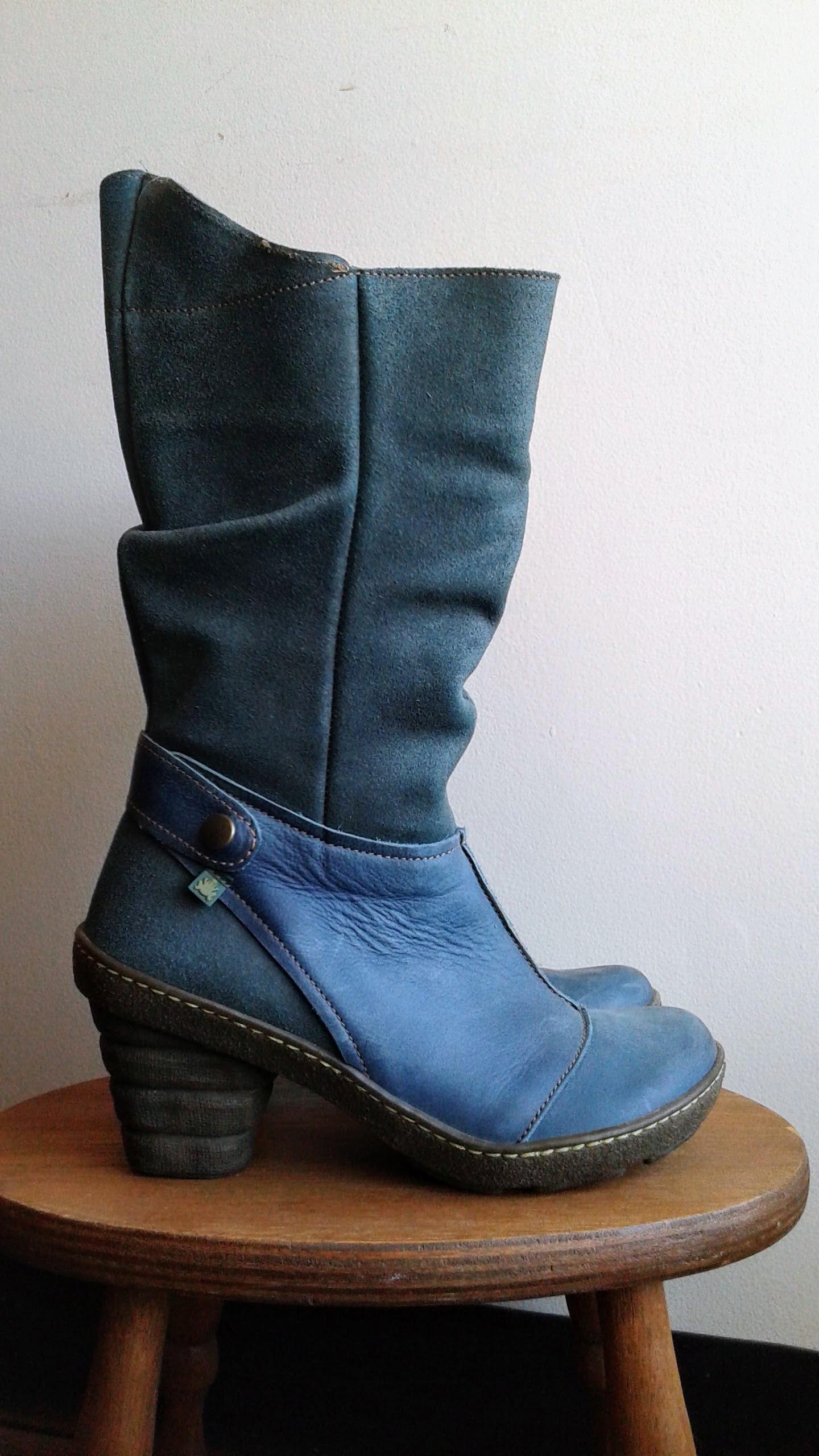 El Naturalista boots; S7, $85