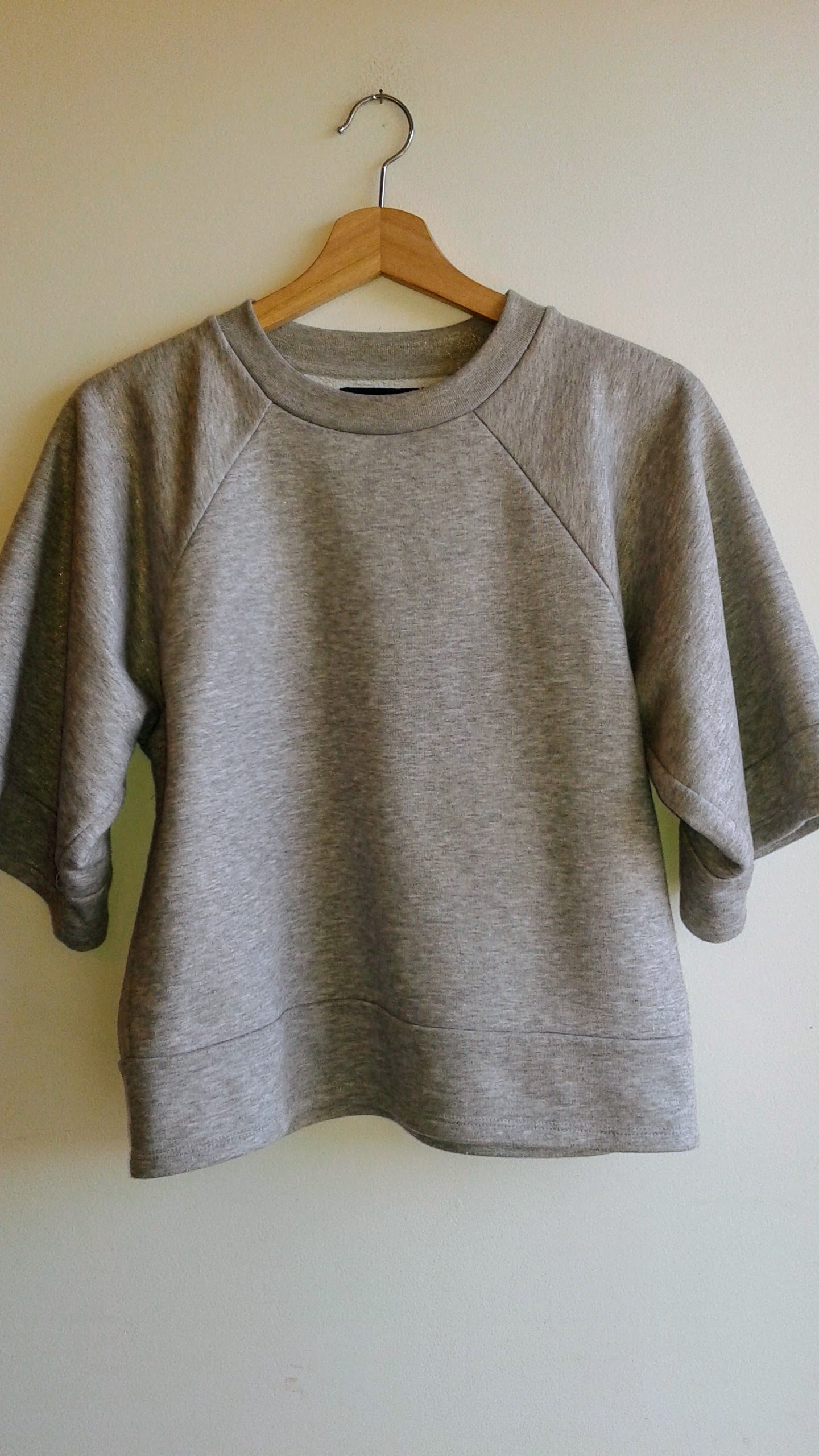 Won Hundred  top; Size S/M, $22