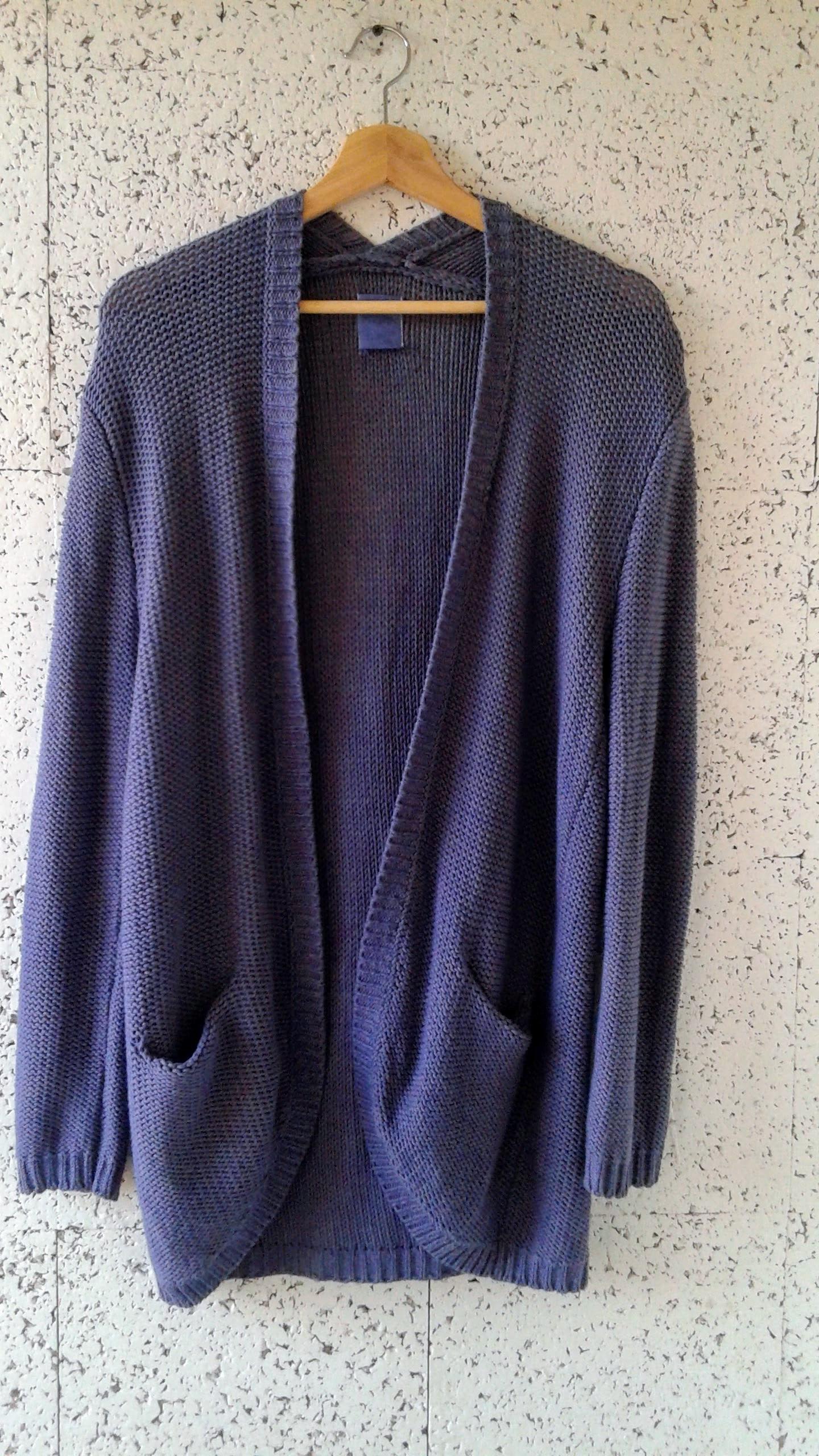 Loft 82 cardigan; Size M, $36