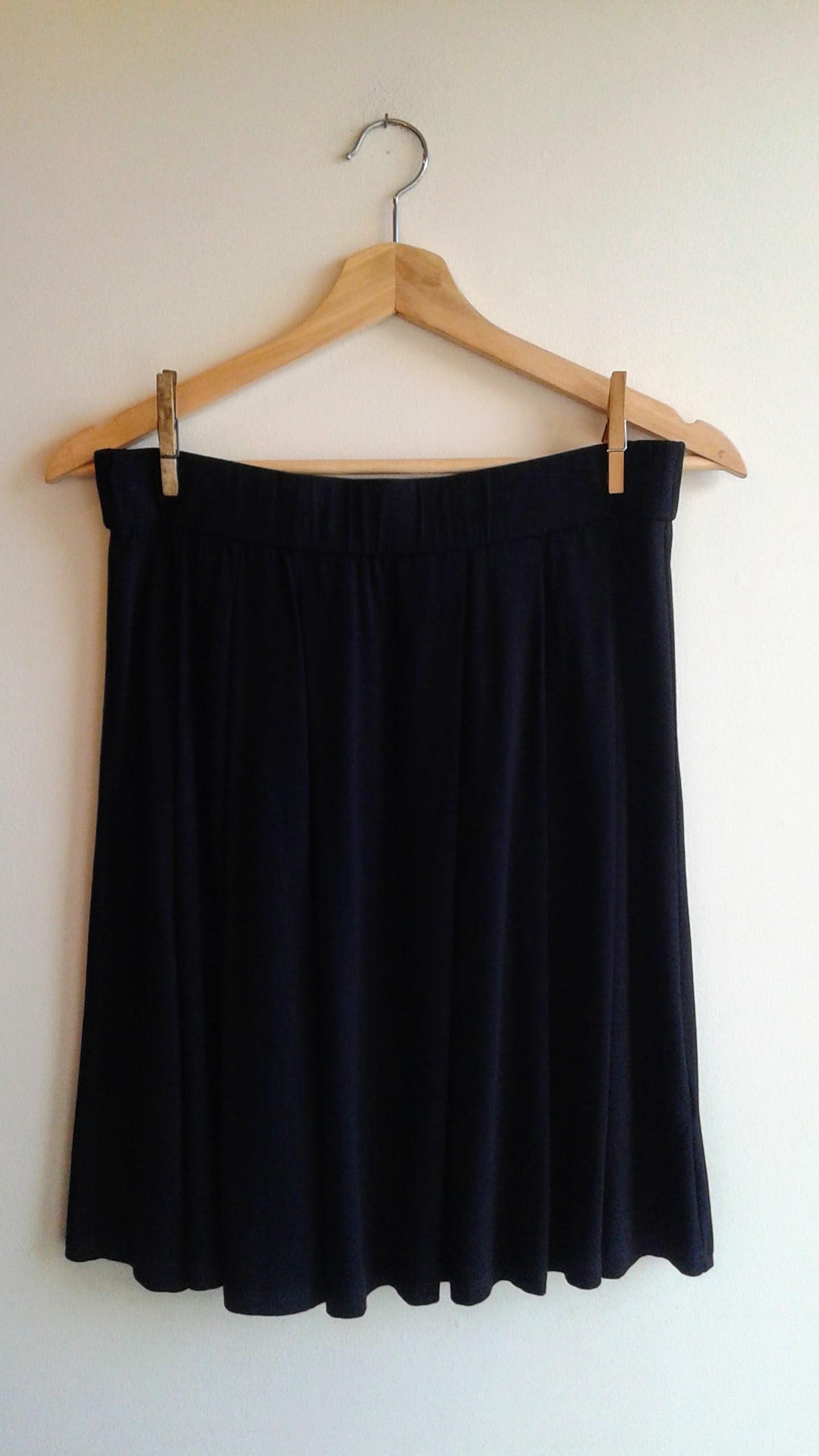 Eileen Fisher skirt; Size M, $36