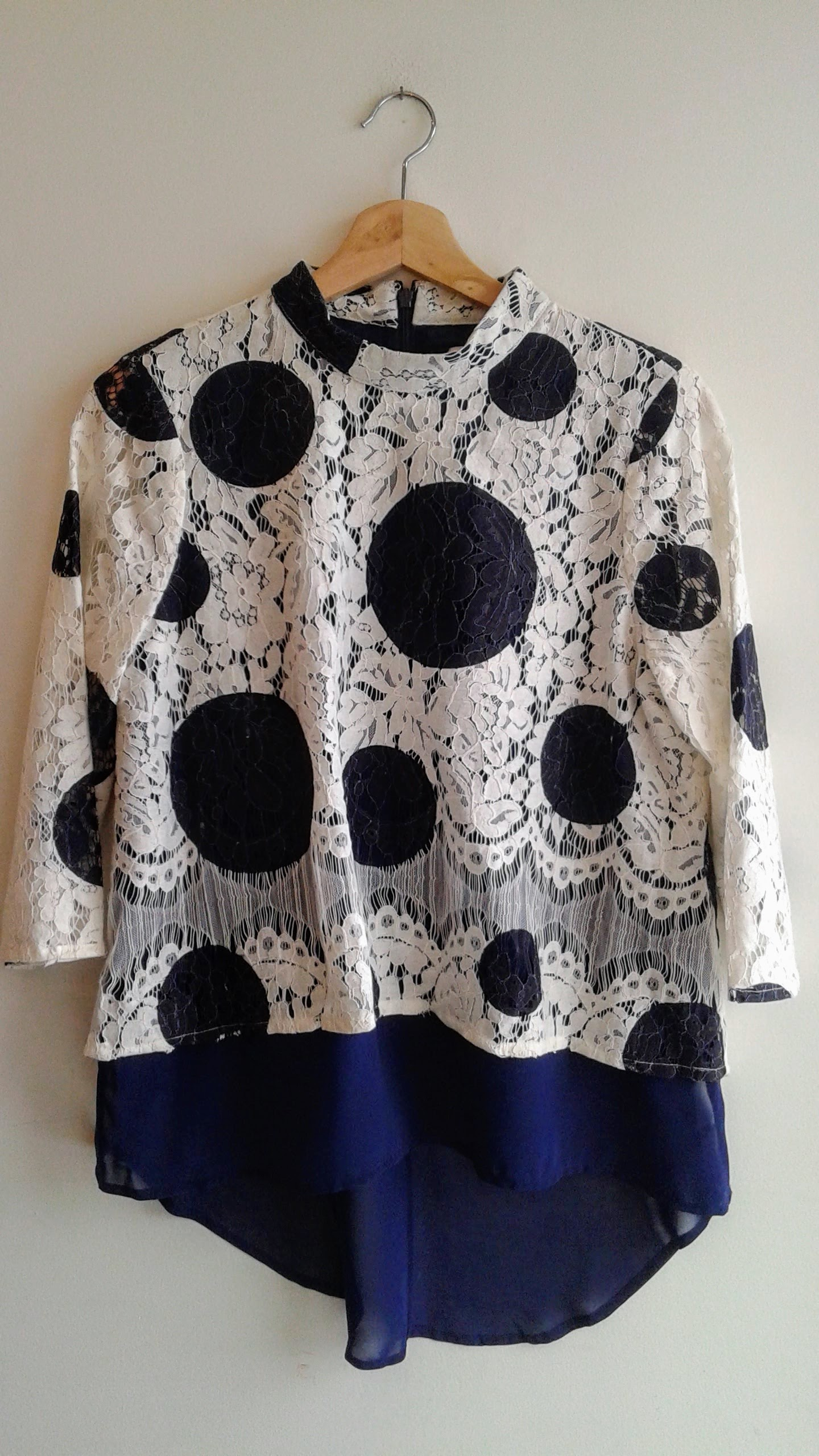 HD in Paris  top (NWT); Size S, $40