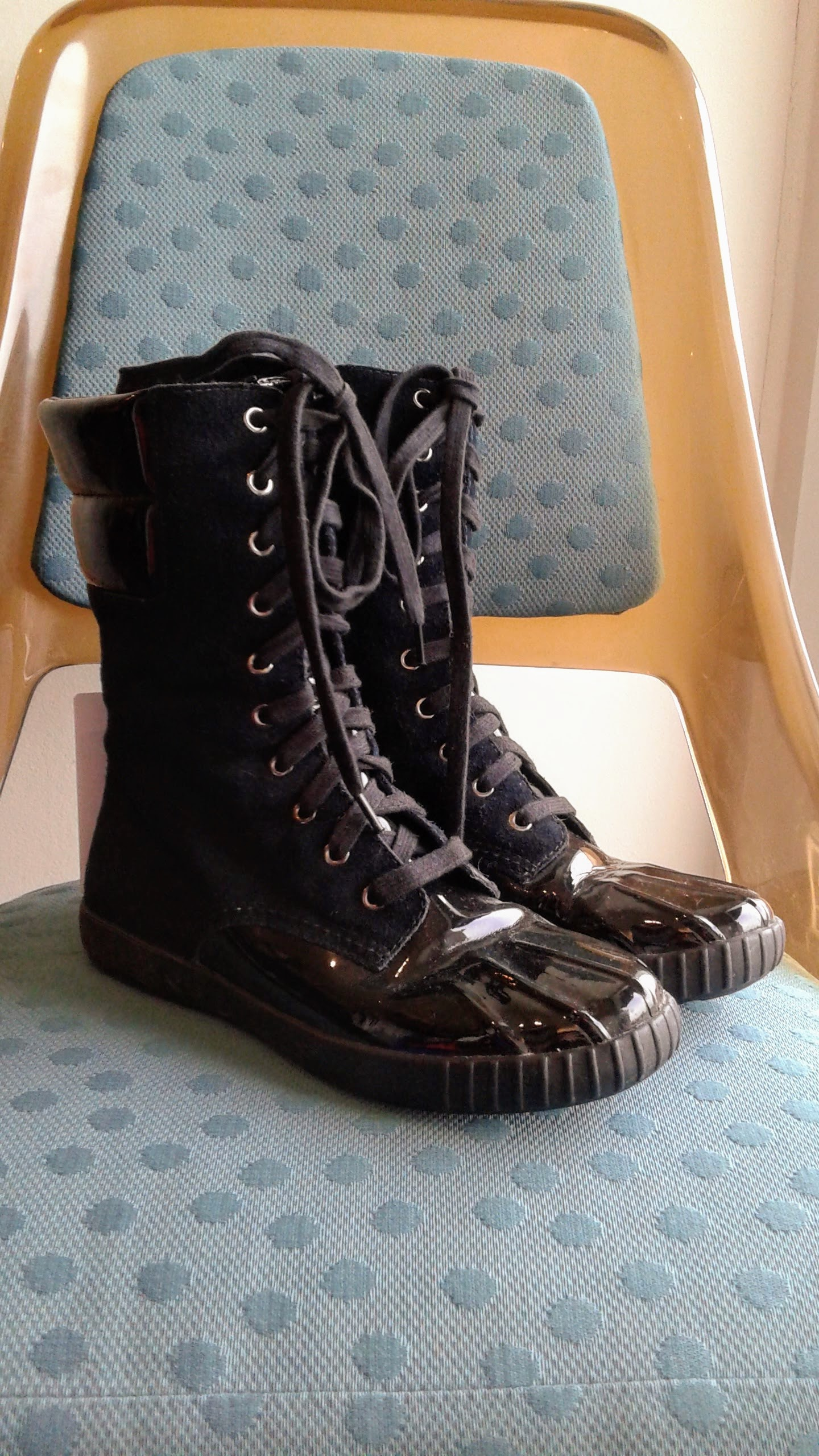 Cole Haan boots; S7, $40