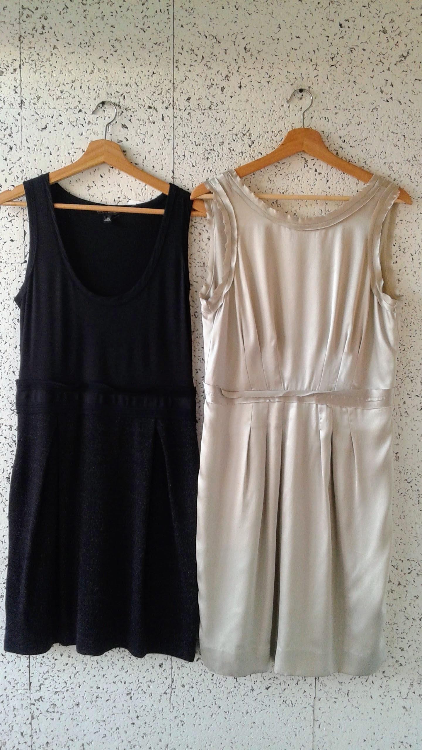Banana Republic dresses, each (NWT); Size 10, $48.